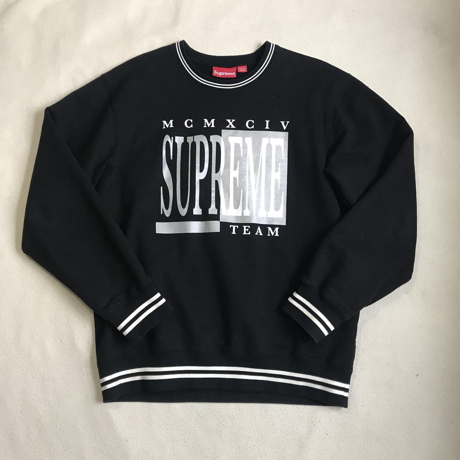 1b5d4c899afd Supreme Supreme Team Crewneck Size l - Sweatshirts   Hoodies for Sale -  Grailed