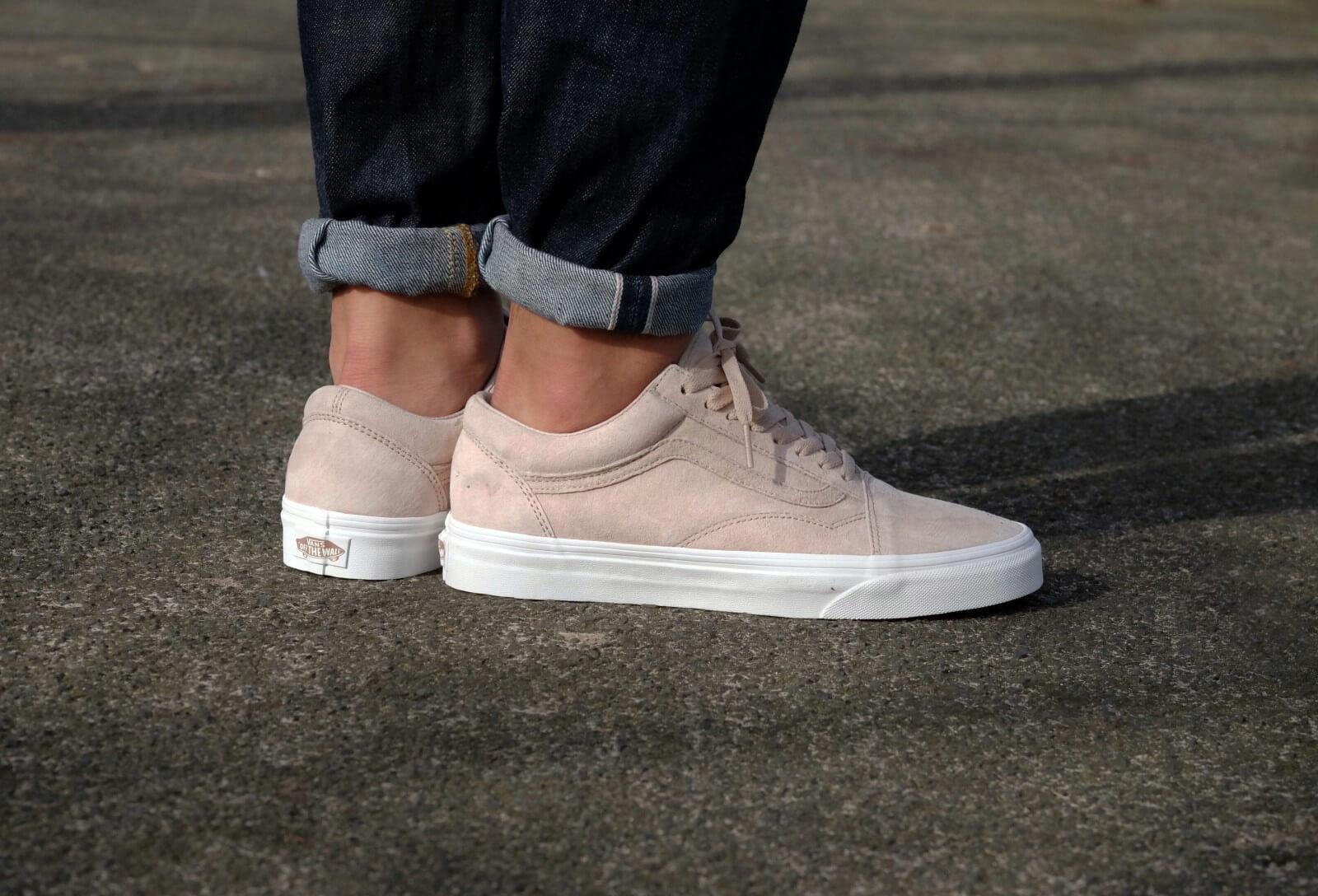 d0132ba663 Vans Old skool Pig suede Humus (NEW) Size 8.5 - Low-Top Sneakers for Sale -  Grailed