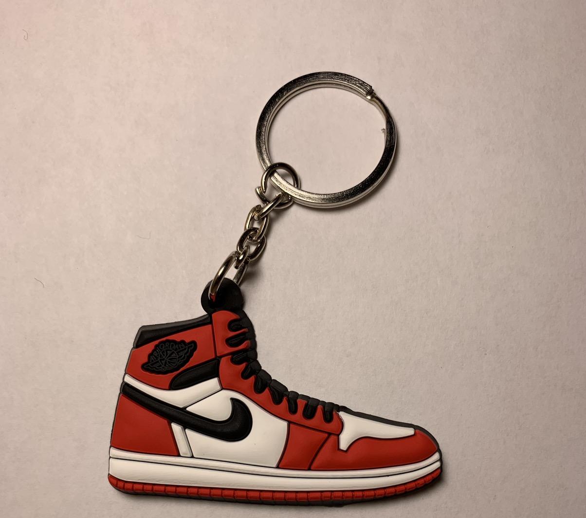 Jordan Brand Air jordan 1 Retro high og Chicago keychain
