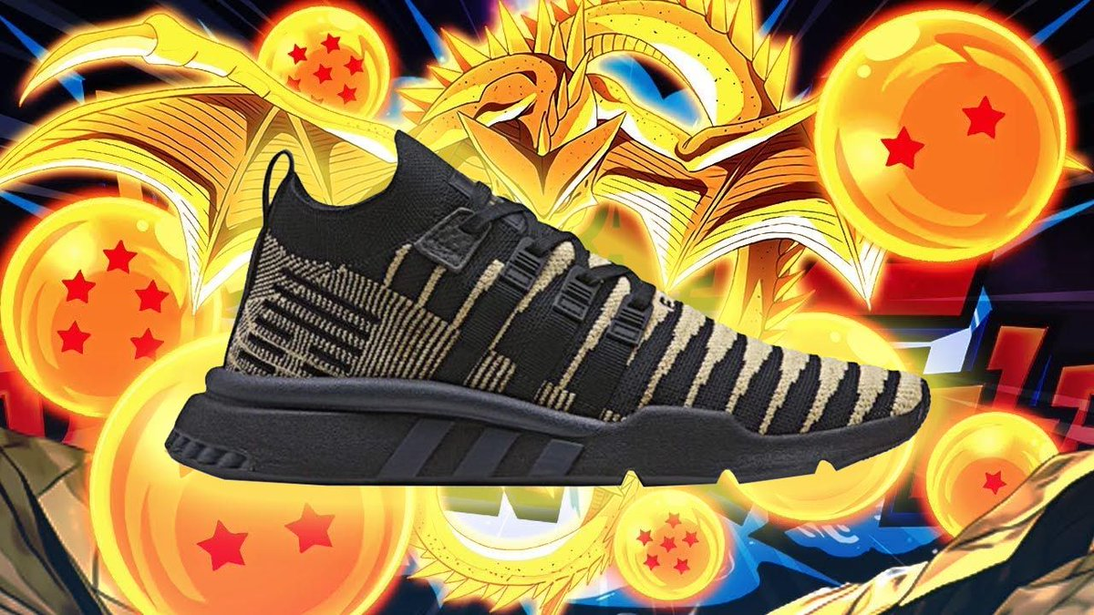 sale retailer 47753 bca1d Adidas adidas EQT Support Mid ADV Primeknit Dragon Ball Z Super Shenron  Size 12.5 - Low-Top Sneakers for Sale - Grailed