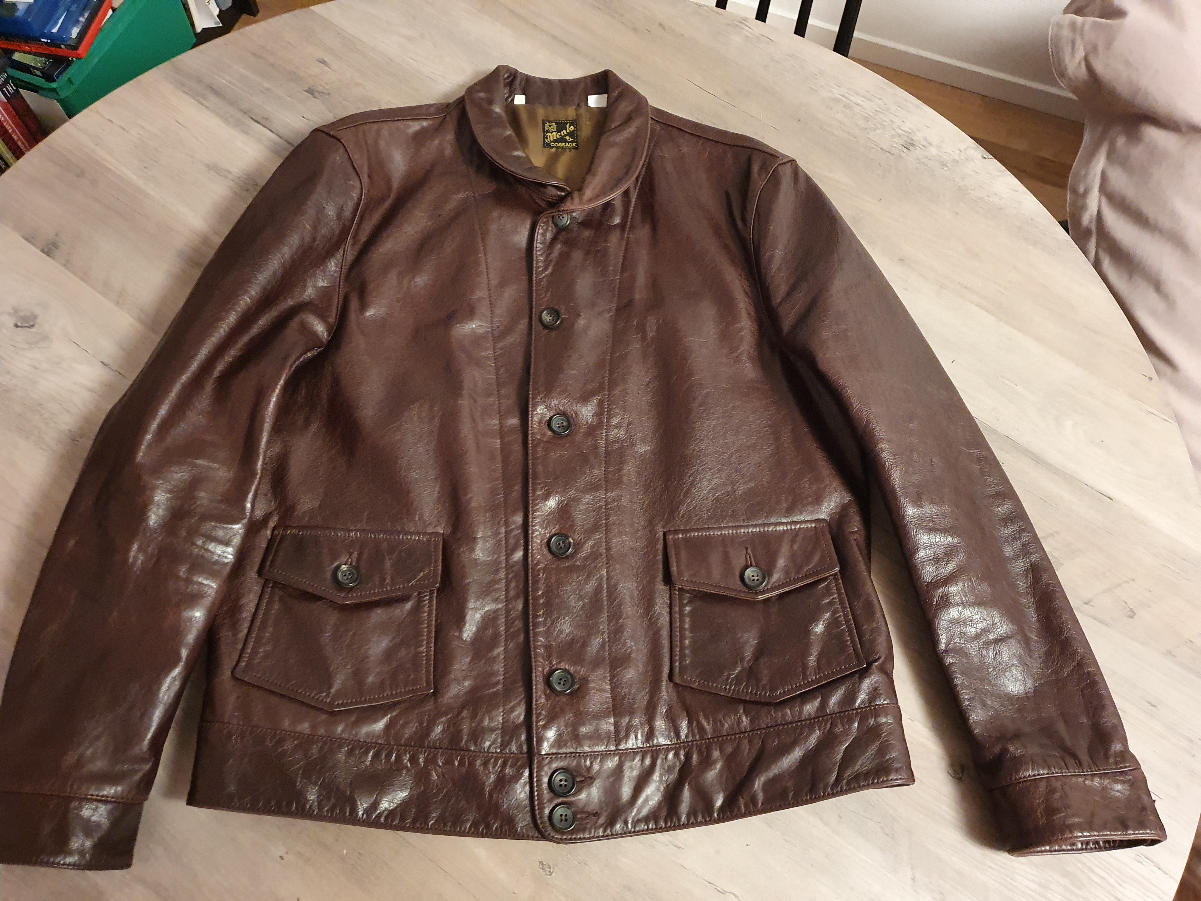 Levi S Vintage Clothing 1930 S Menlo Cossack Jacket Grailed