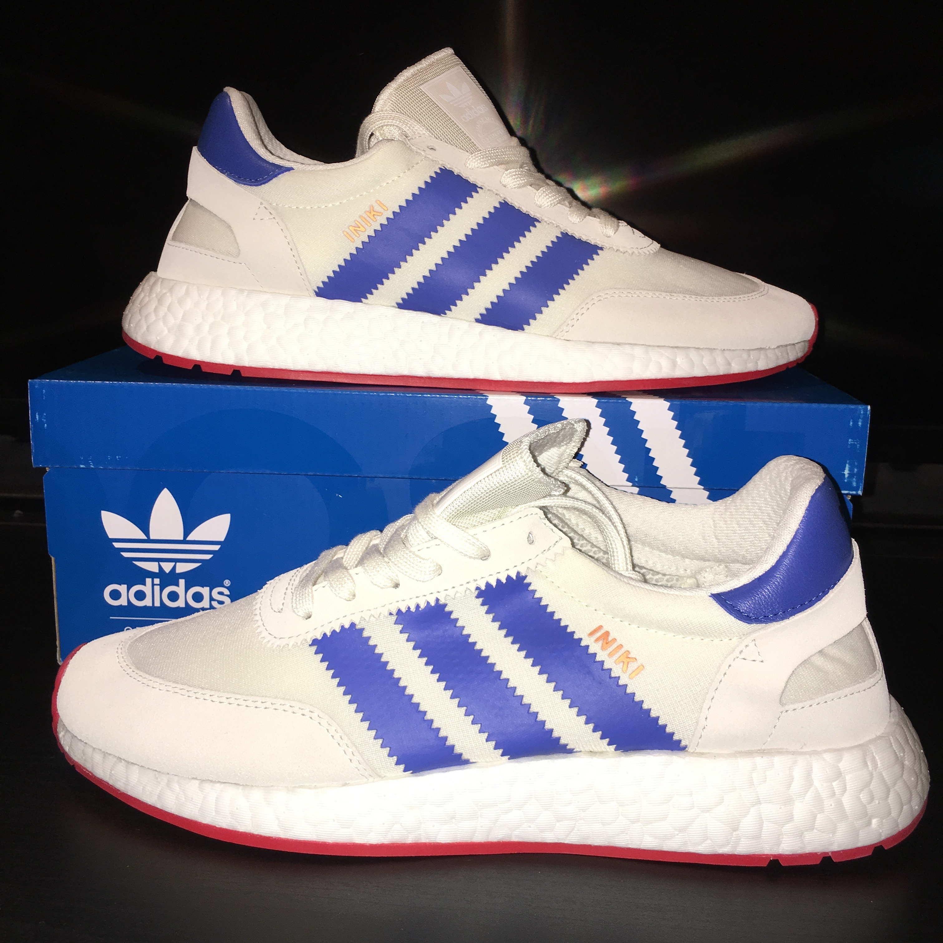 43e51940301a Adidas Iniki Runner Pride of the 70s BB2093 Size 9.5 - Low-Top Sneakers for  Sale - Grailed