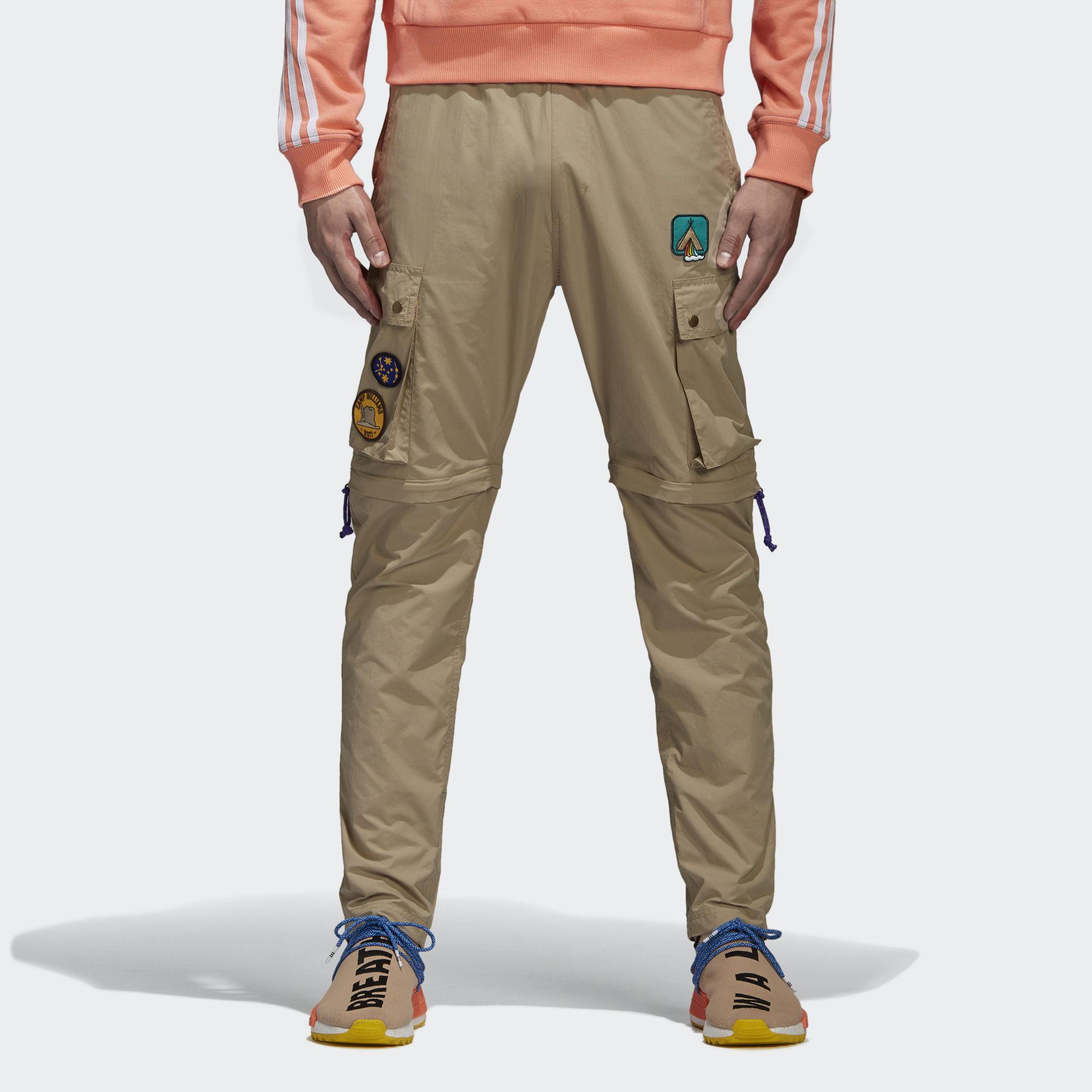 04d03a9e5ad92 Adidas × Pharrell ×. Pharrel Williams Hu Hiking ...
