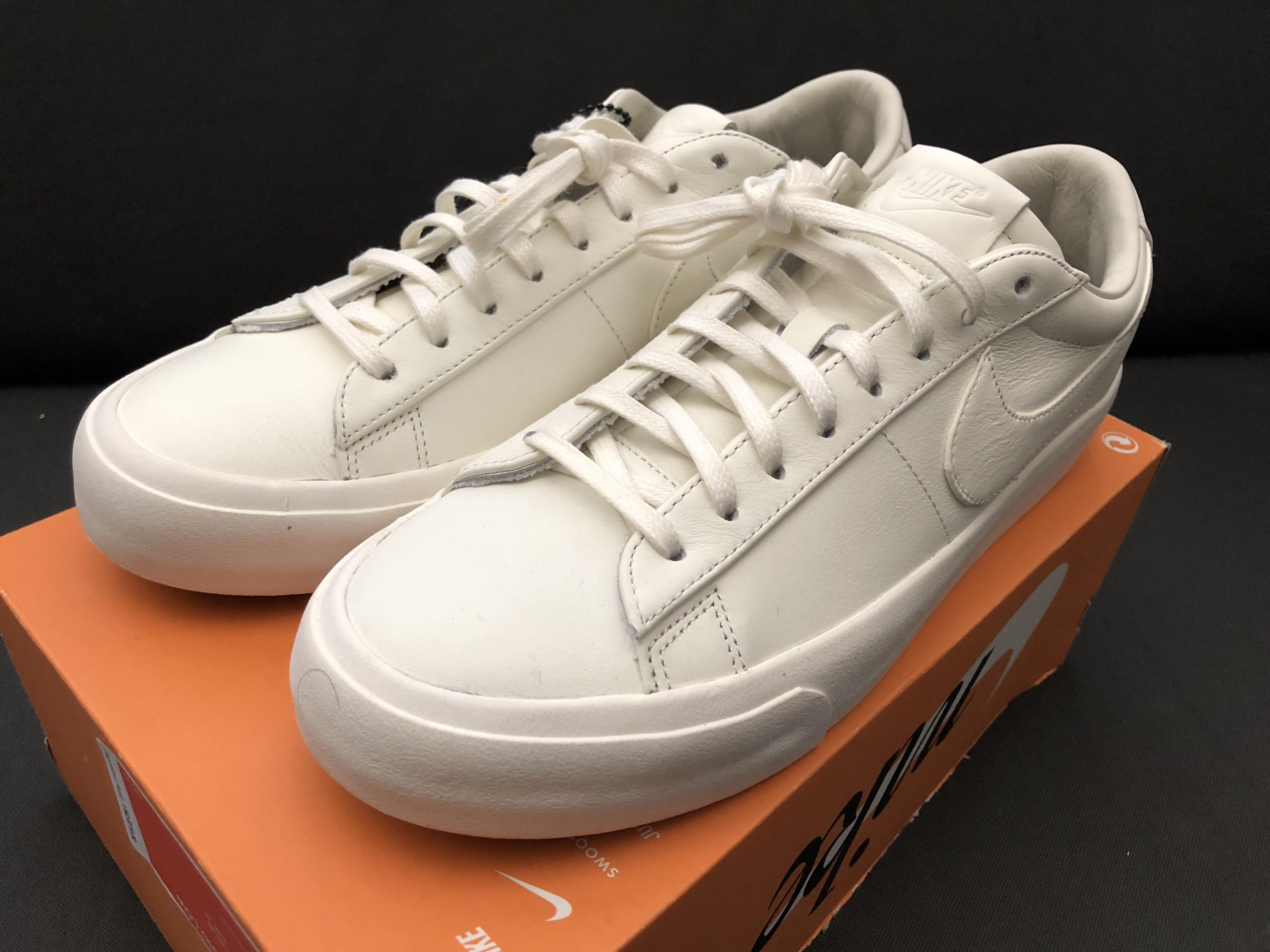 new product 89173 809e5 Nike ×. NikeLab Blazer Studio Low