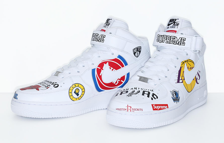 Air Force 1 Mid Supreme NBA