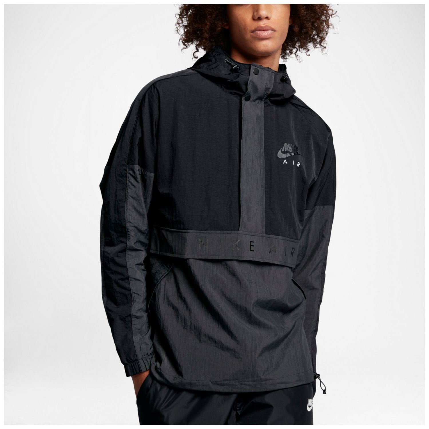 Nike Nike Air Anorak Jacket Size s - Light Jackets for Sale - Grailed 73b33653f9c0