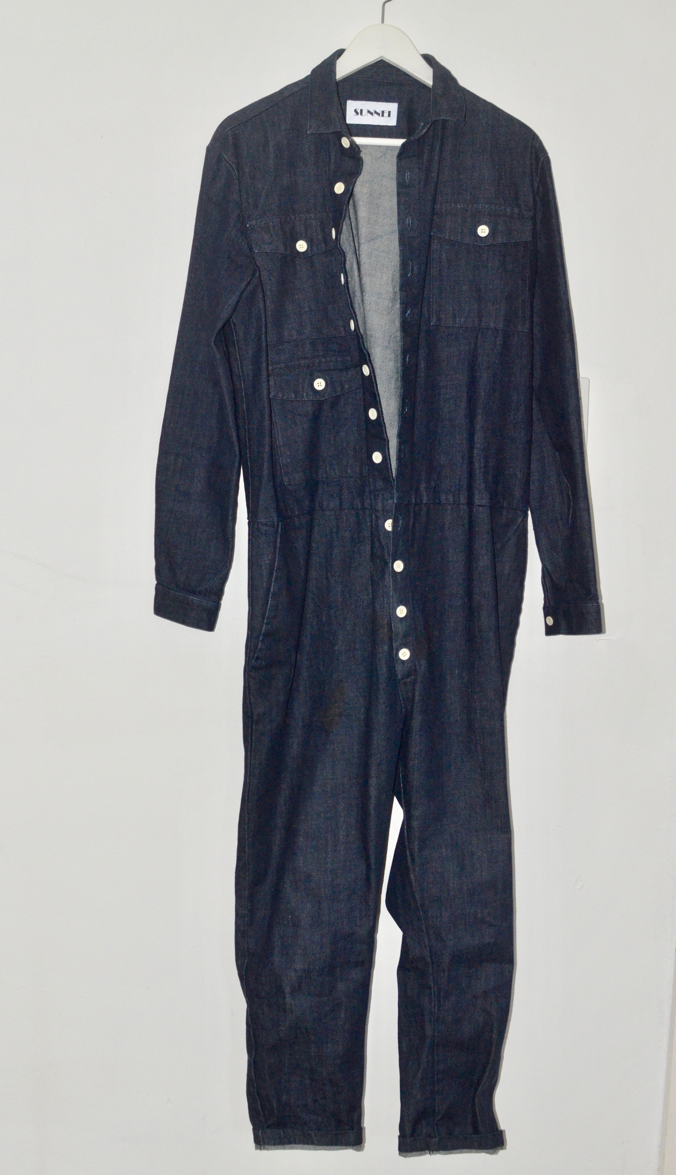 2ca5be4d7b66 Sunnei Denim Overall by Sunnei