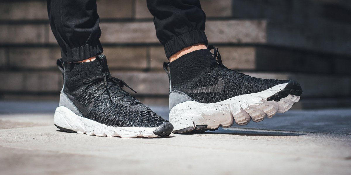 caldera paridad Novio  Nike Men's Nike Air Footscape Magista Flyknit Black Size 9 | Grailed