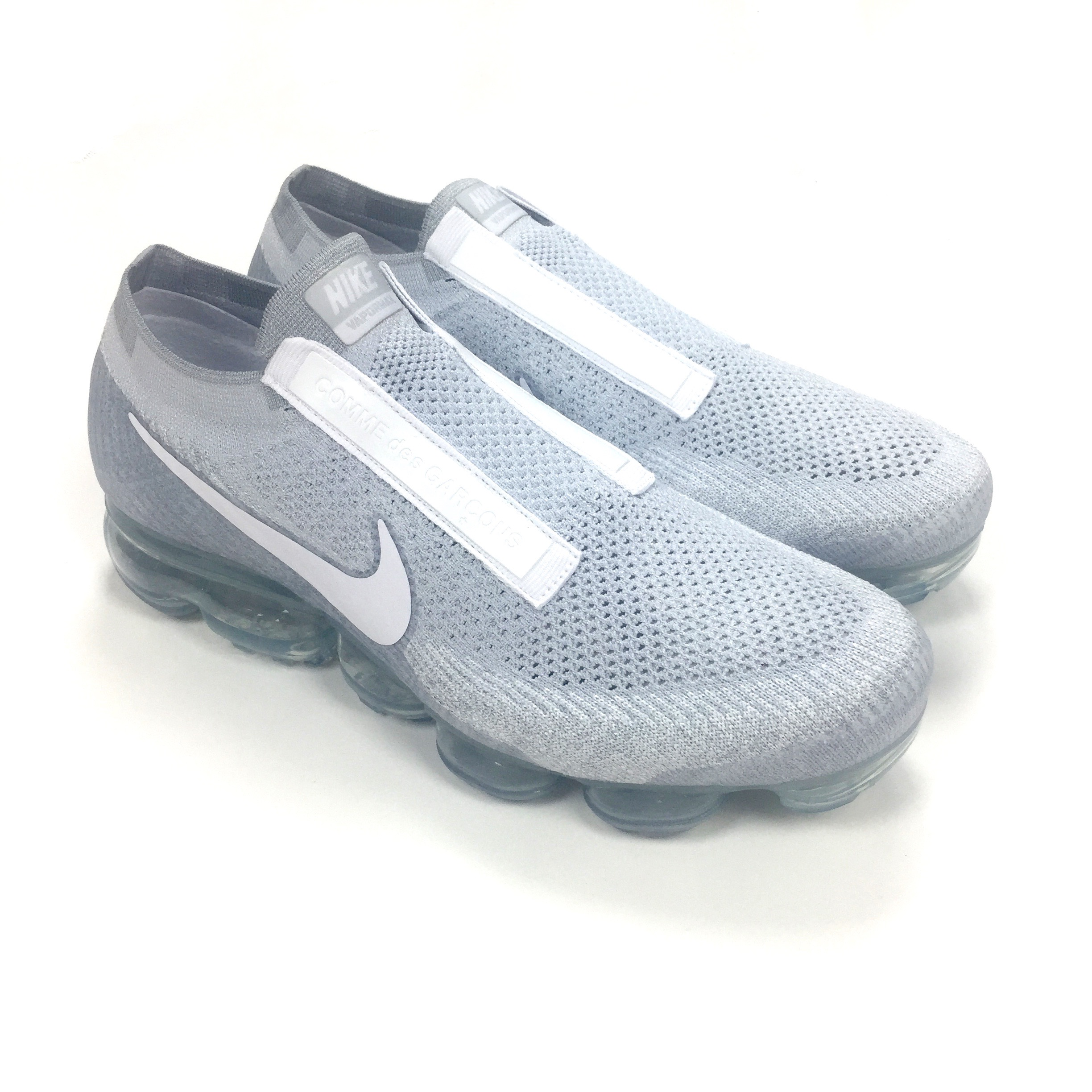 341fbf11b51ac Nike Air Vapormax FK CDG White Pure Platinum DS Size 10.5 - Low-Top ...