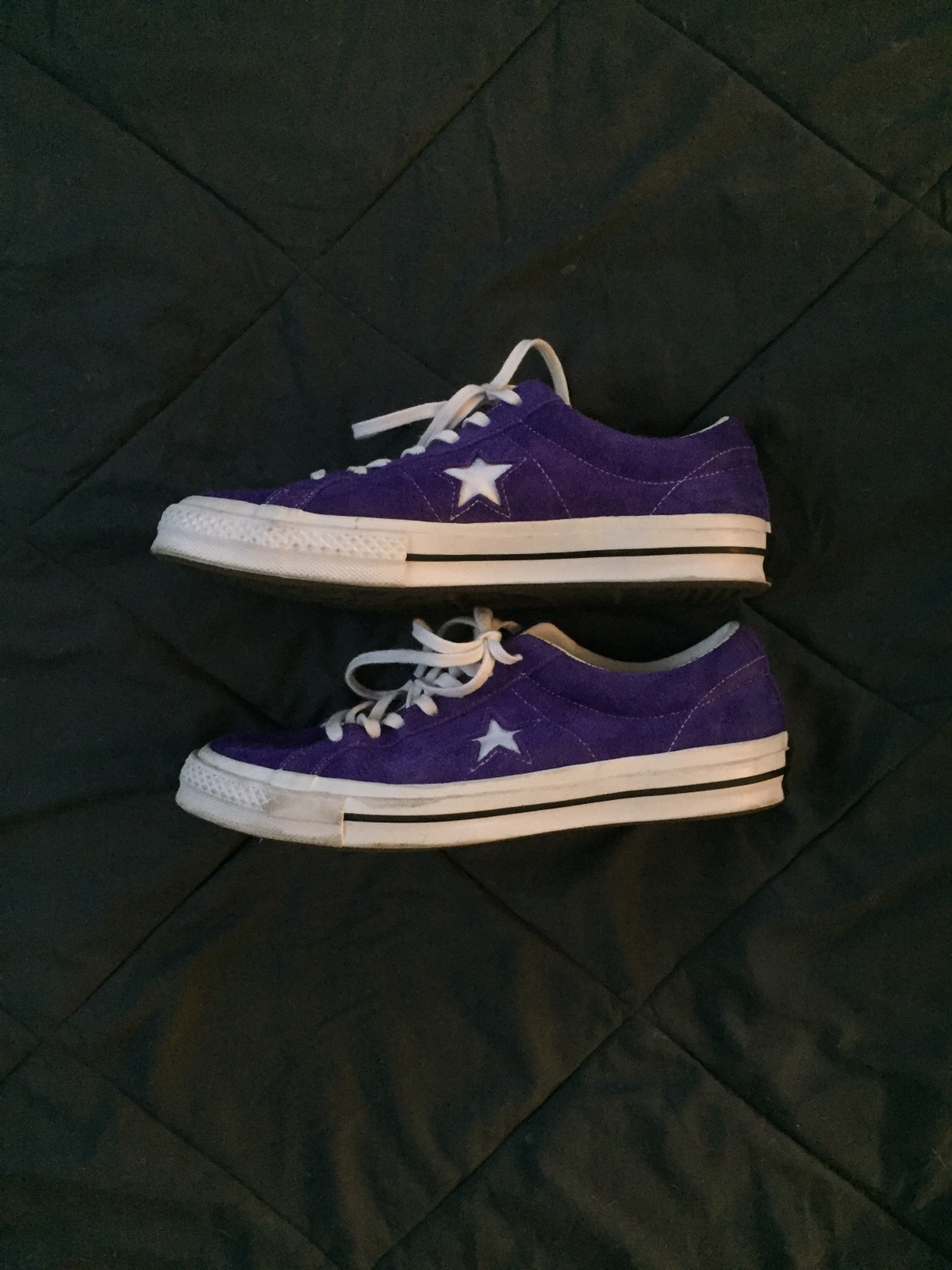 new product a29d1 52c12 Converse One Star Indigo