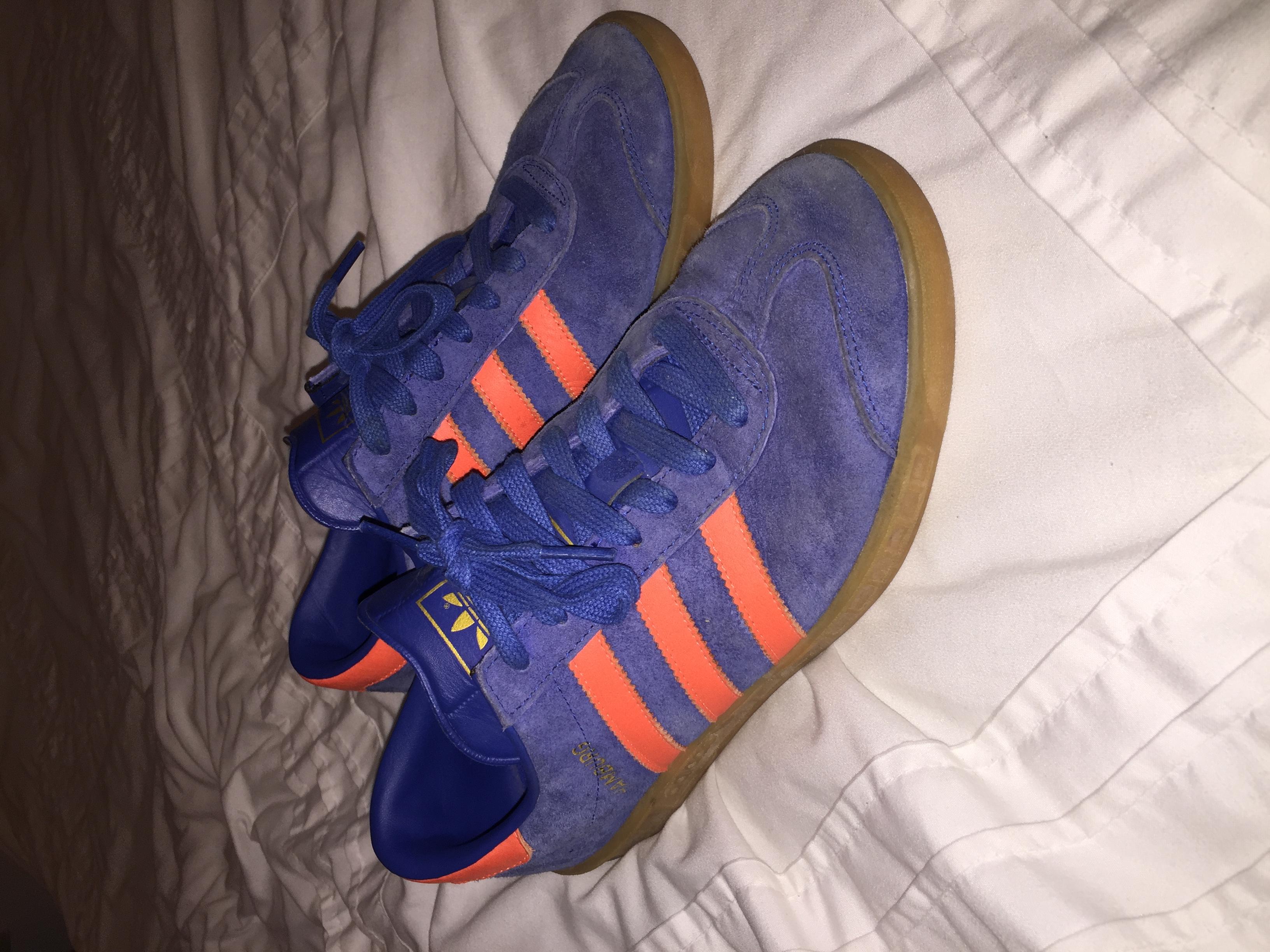 Adidas Adidas Hamburg (DUBLIN) Blue/Orange (7.5)