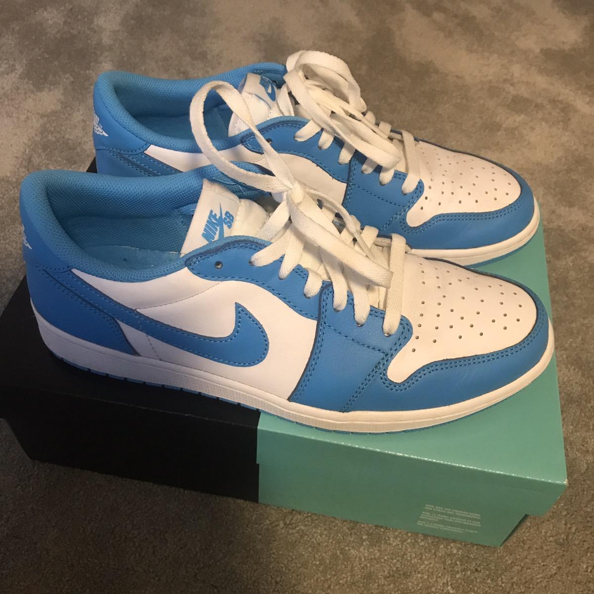 Nike Eric Koston Air Jordan 1 Low Unc Grailed
