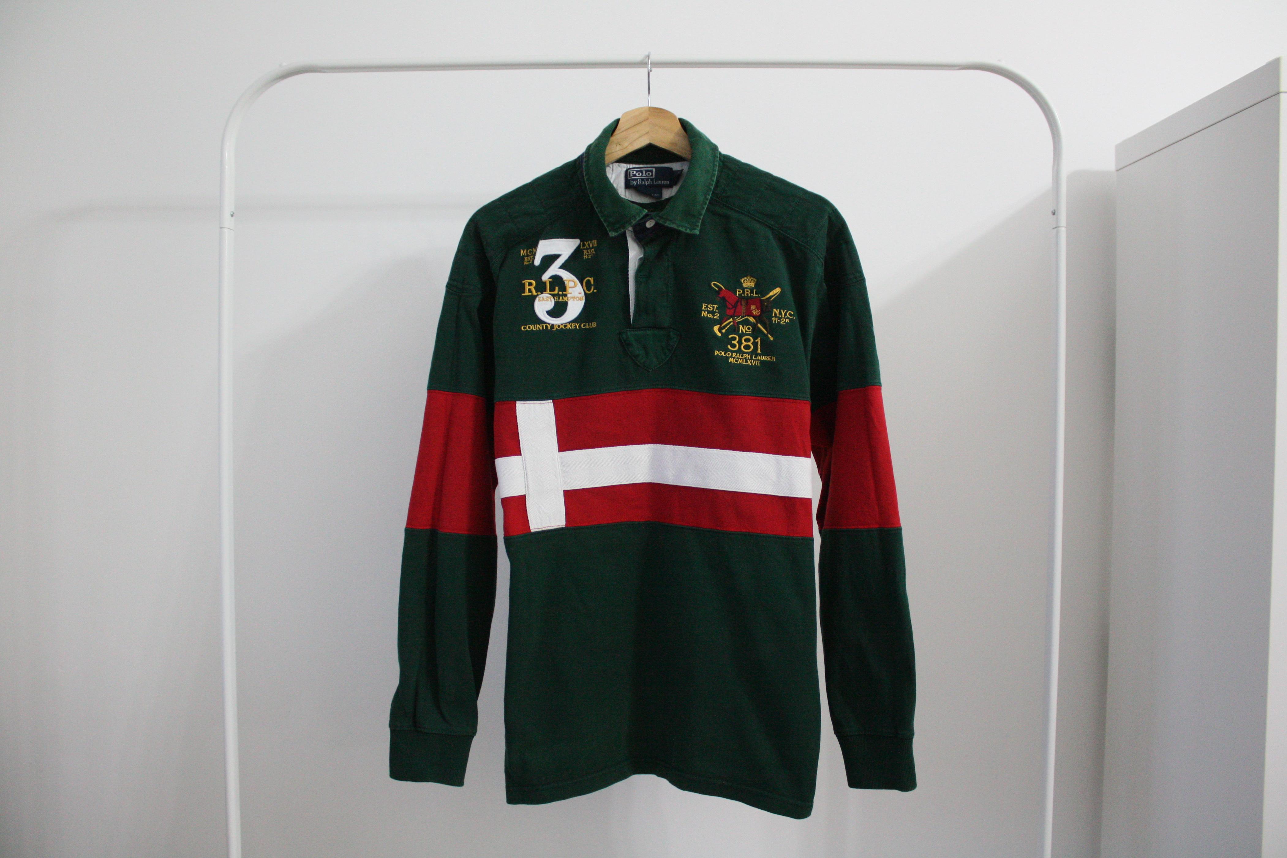 9aa8d982d2c86 Polo Ralph Lauren Polo Ralph Lauren Rugby Polo