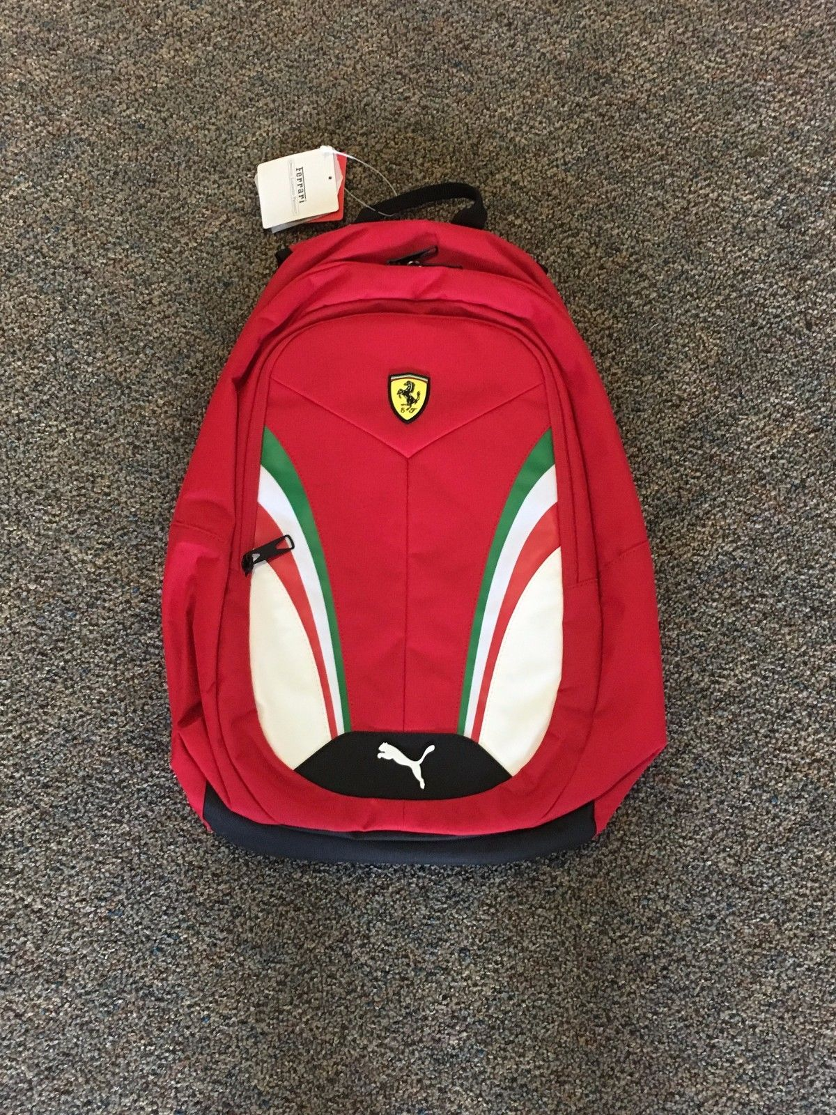 356be84f30 Puma PUMA Scuderia Ferrari Red Team Backpack Size one size - Bags   Luggage  for Sale - Grailed