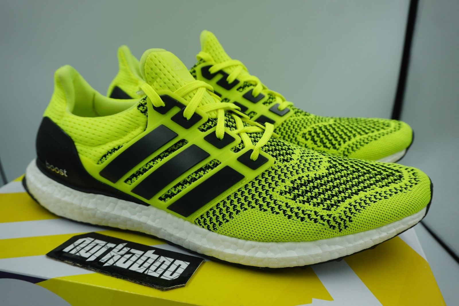 Adidas Adidas Ultra Boost 1.0 Volt Solar Yellow S77414 Size 8 - Low-Top  Sneakers for Sale - Grailed eb71c9d38