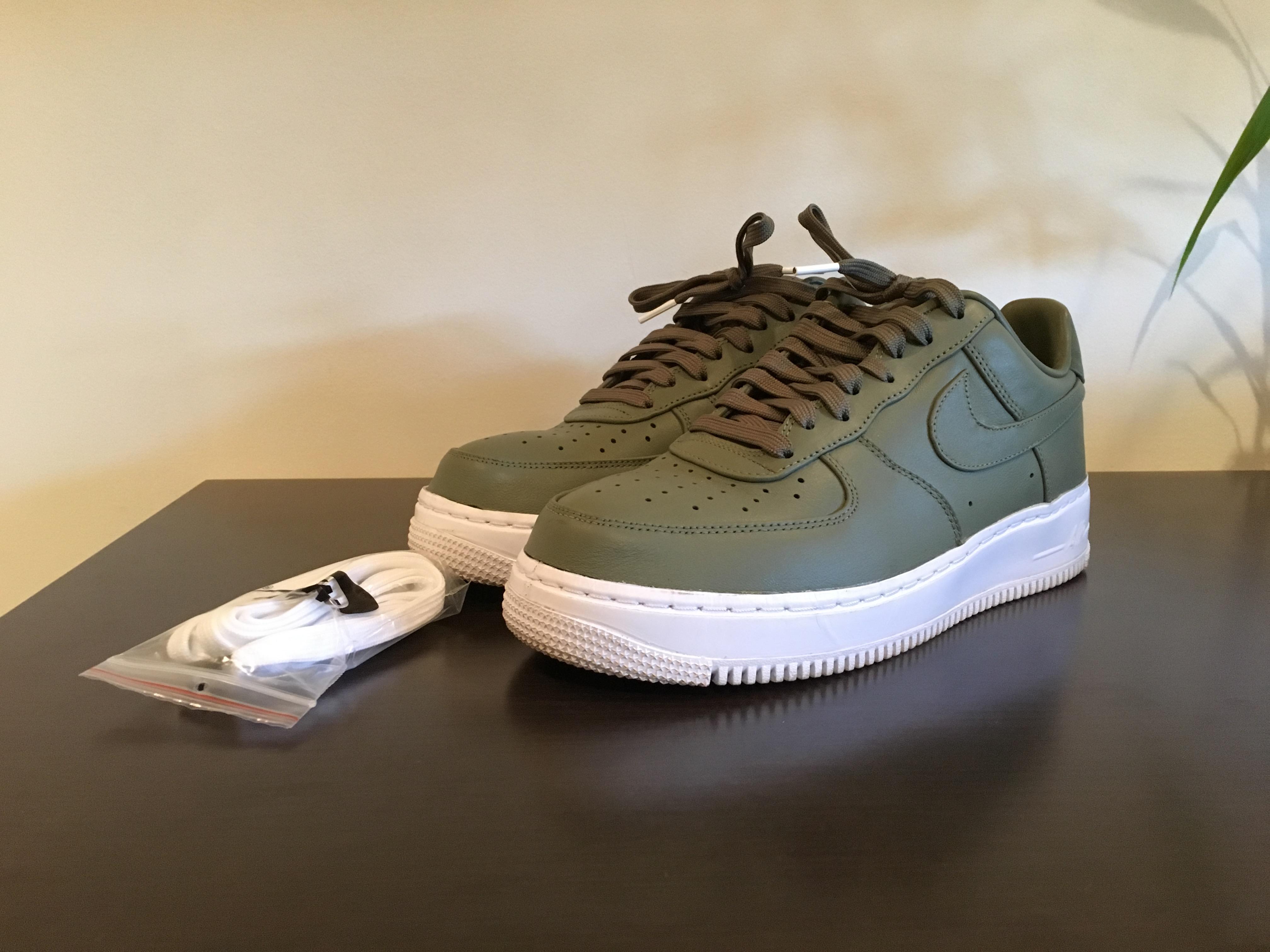 release date 4264c c14ca Nike ×. Nikelab Air Force 1 Low in Urban Haze