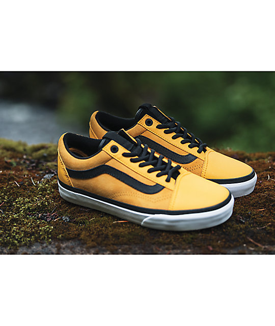 9be89df3095f2f Vans Vans x The North Face Old Skool MTE Yellow Size 7.5 - Low-Top Sneakers  for Sale - Grailed