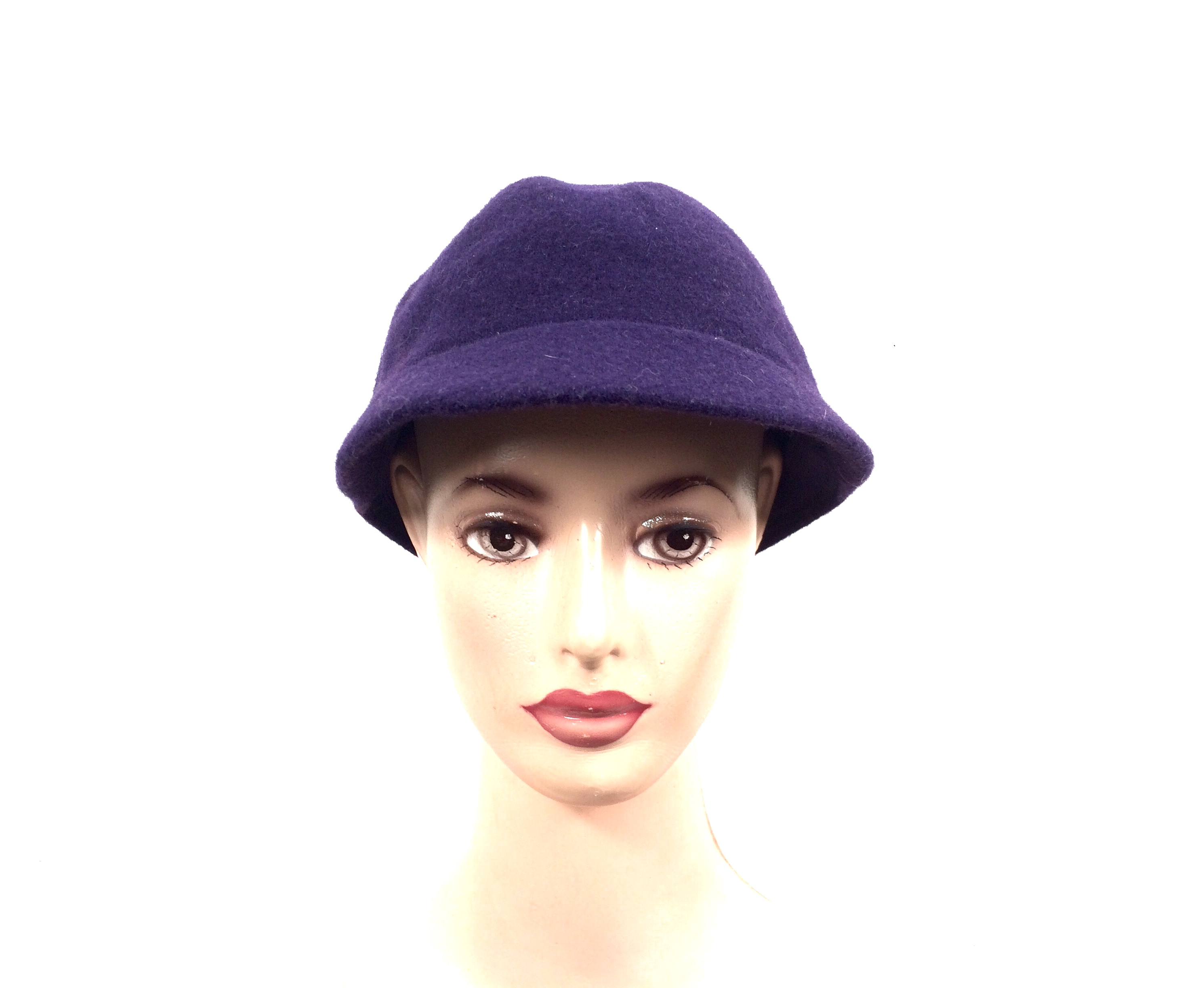 Used KANGOL WOOL COLETTE Cap Hat 0 baecb6b0716
