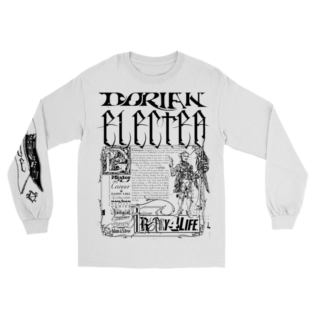 Electra Black T-Shirt