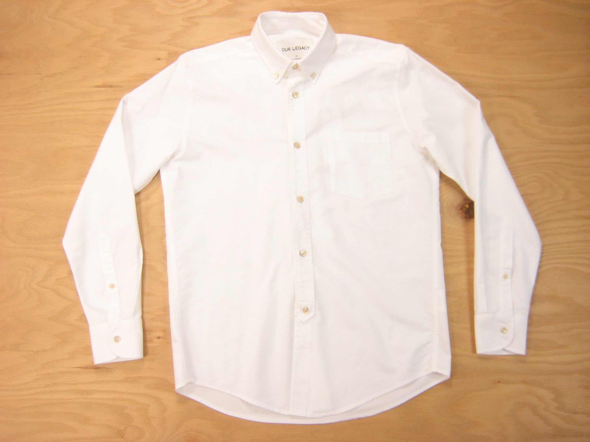 a0b6de8a34 O'Connell's Clothing :: MENS :: Dress Shirts. O'C Unlined & Unfused Oxford  Cloth Button Down ...
