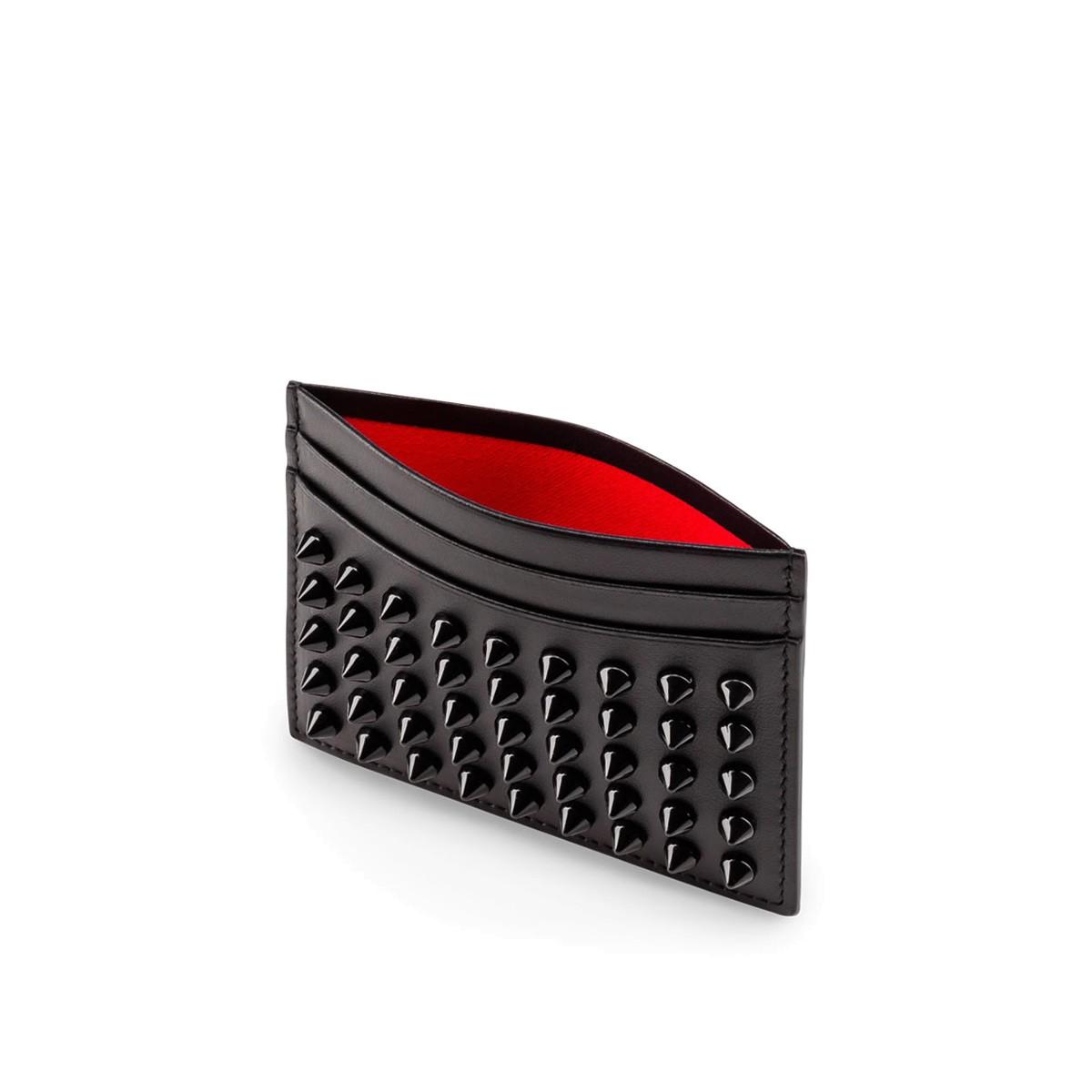 88666671e363 Christian Louboutin Kios Simple Card Holder