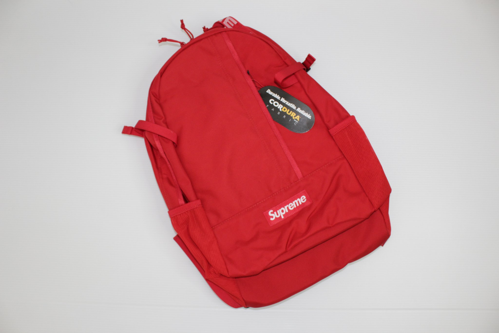 c1d845d39b1 Supreme Supreme Backpack Ss18 - Red | Grailed
