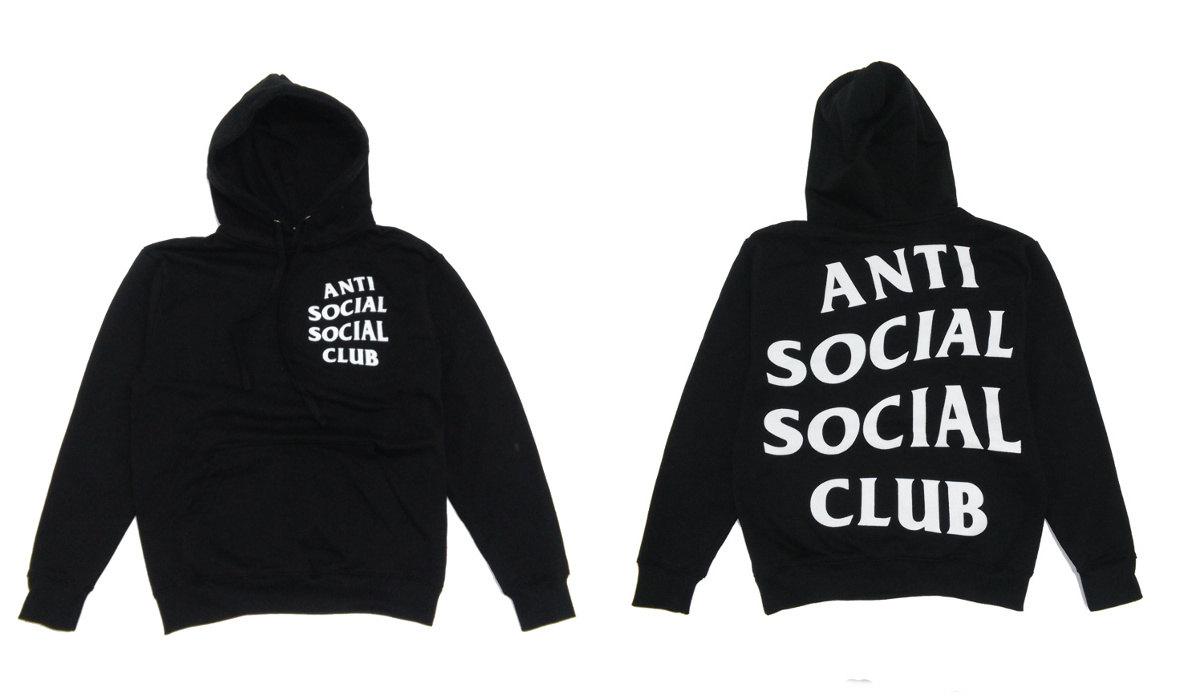 84bbff69f Antisocial Social Club Hoodie | Grailed