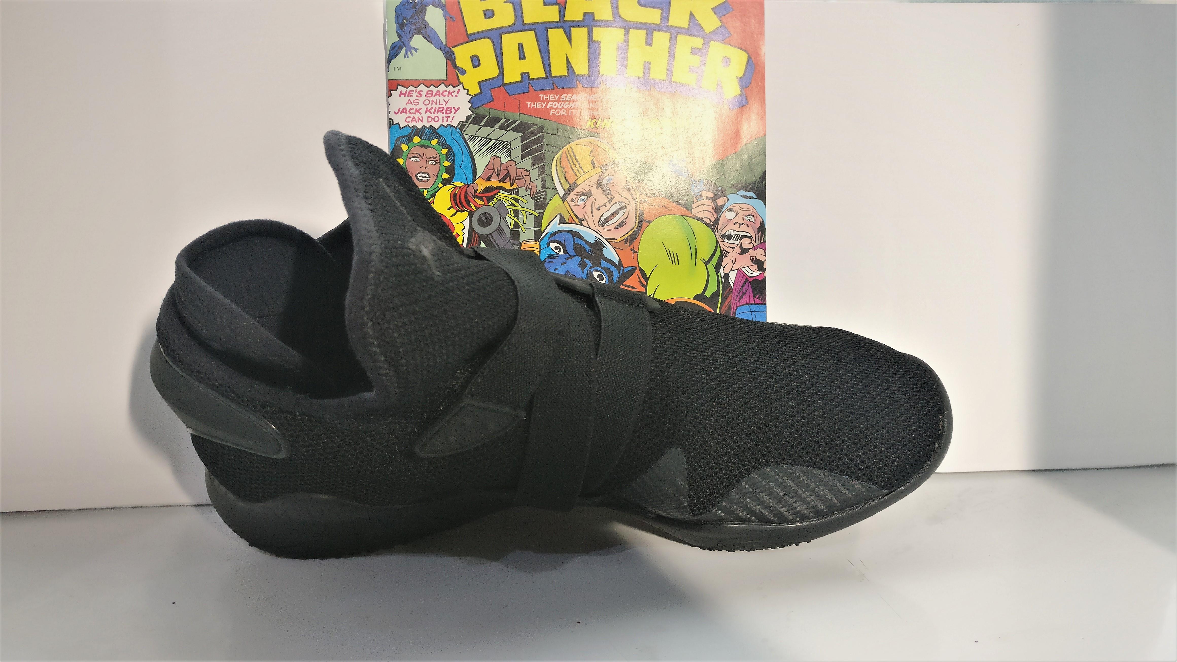 0638691fef2 Puma BAIT X MARVEL X PUMA MEN MOSTRO SIRSA BLACK PANTHER UK SIZE 9 (BLACK)  Size 10 - Hi-Top Sneakers for Sale - Grailed