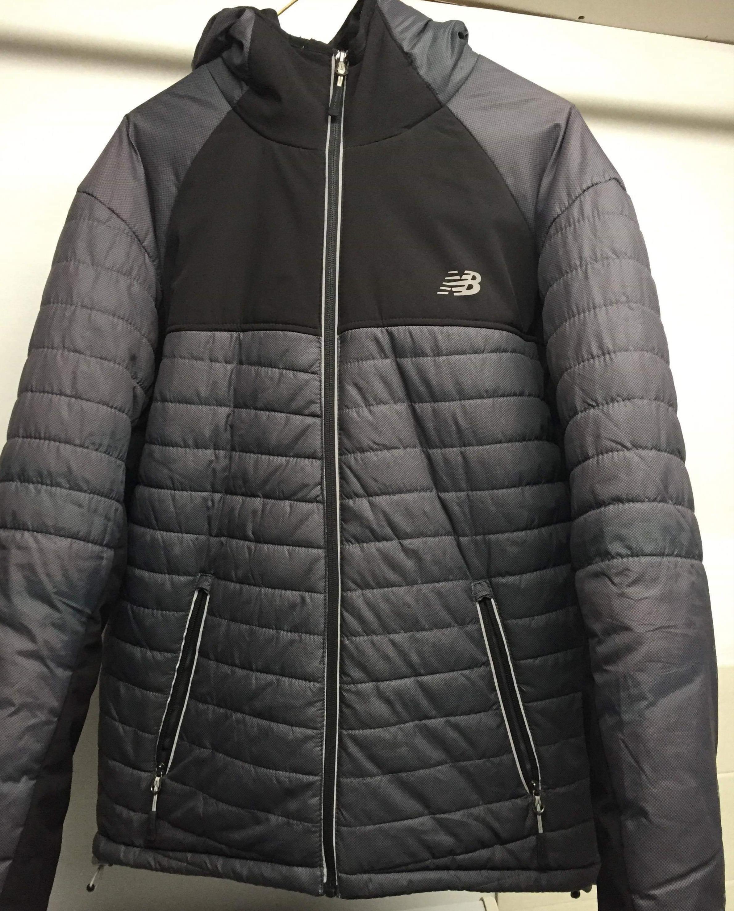 new balance coat