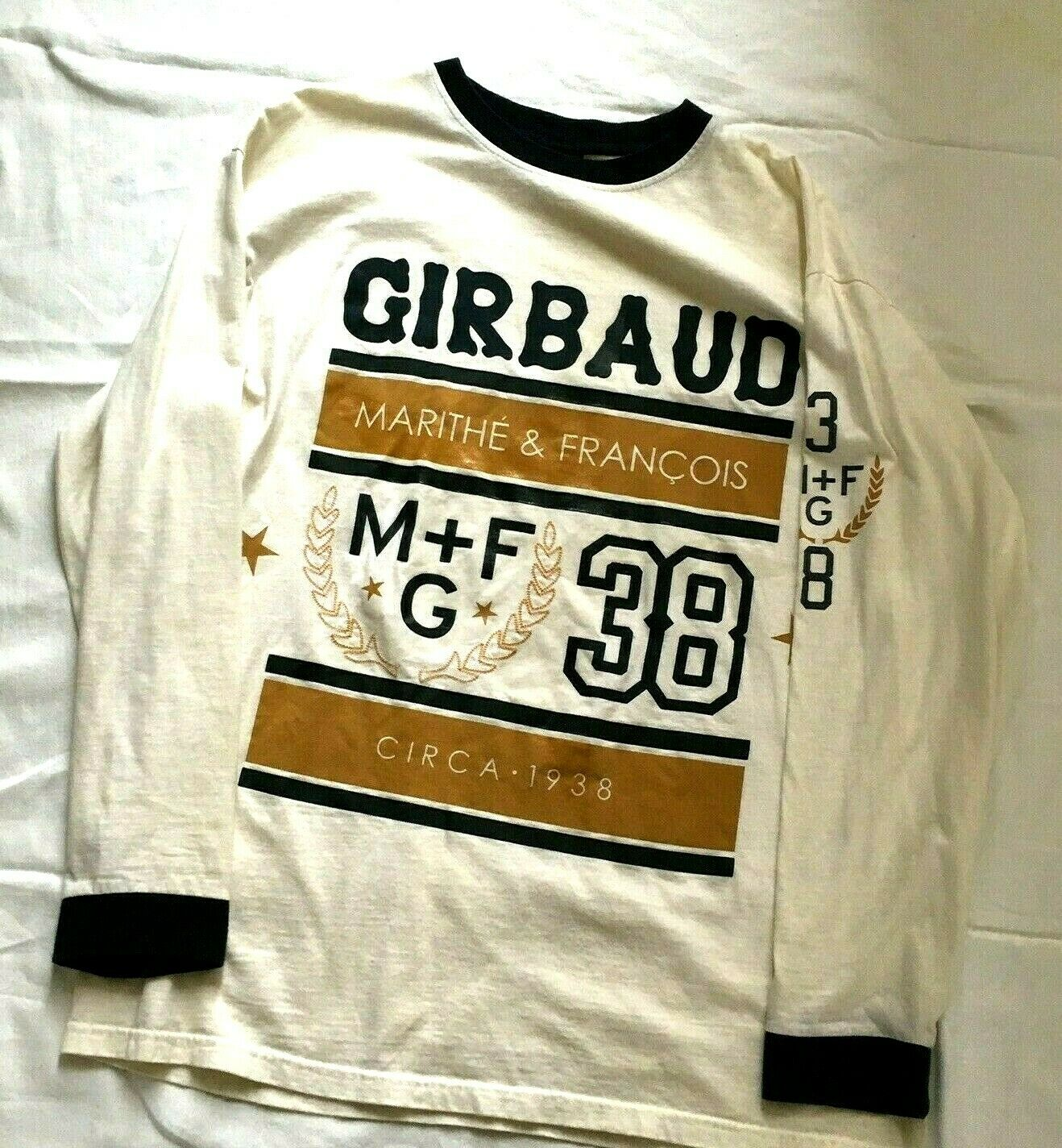 Marithe Francois Girbaud Shirt Marithe Francois Girbaud Polos Vintage 90/'s Marithe Francois Girbaud Made In Japan Size M