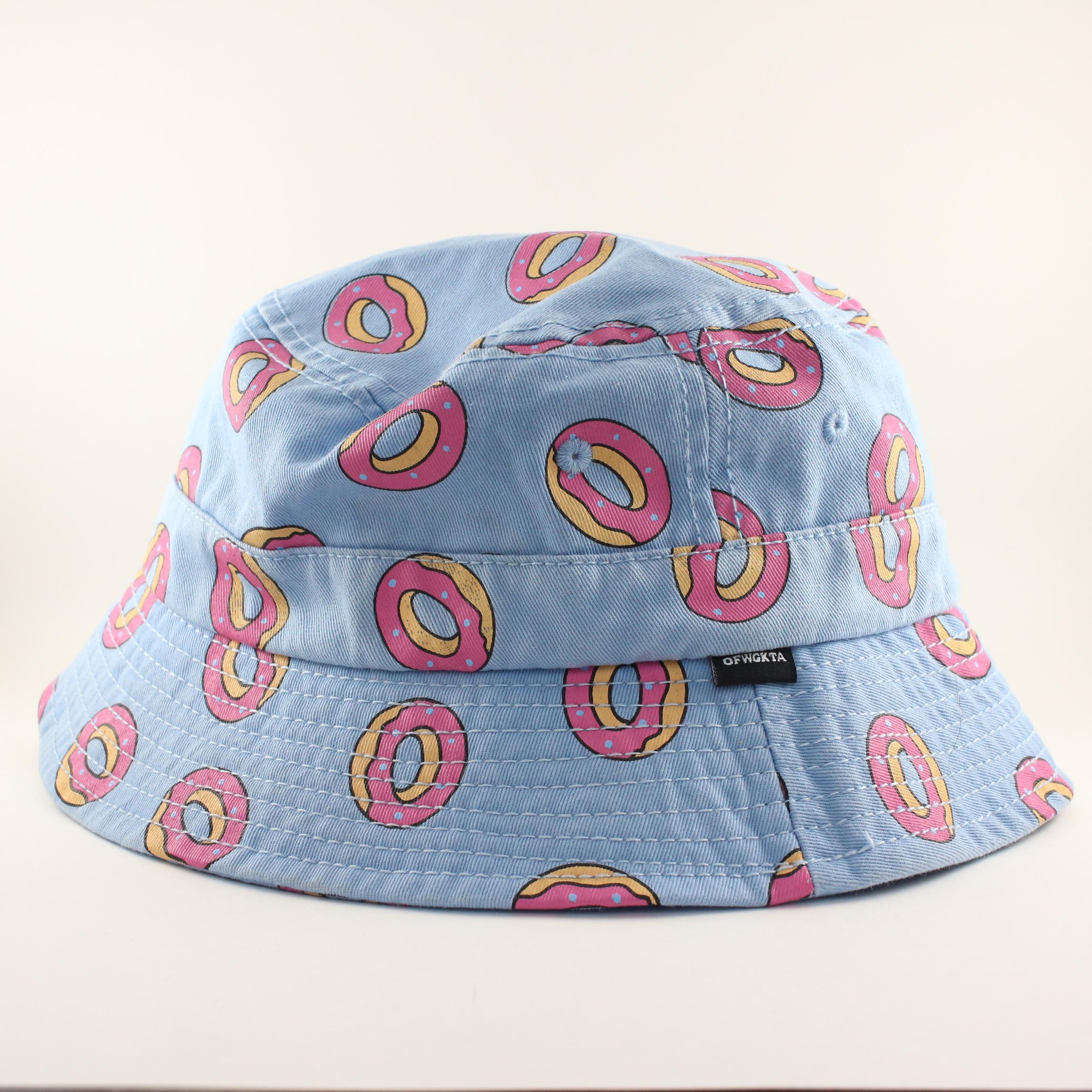 301bbd6bf074 Odd Future ×. Odd Future Donut Bucket Hat Tyler The Creator Golf Wang ...