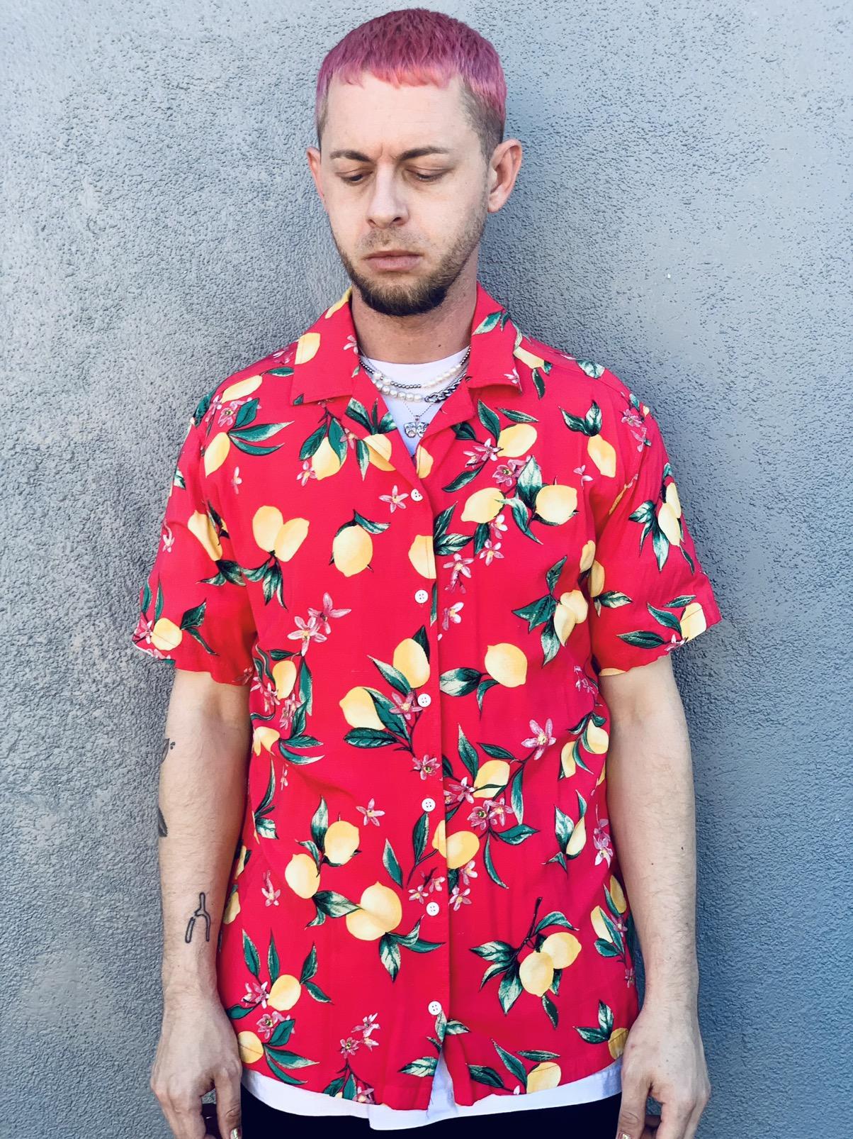 Target Basics Hawaiian shirt from target