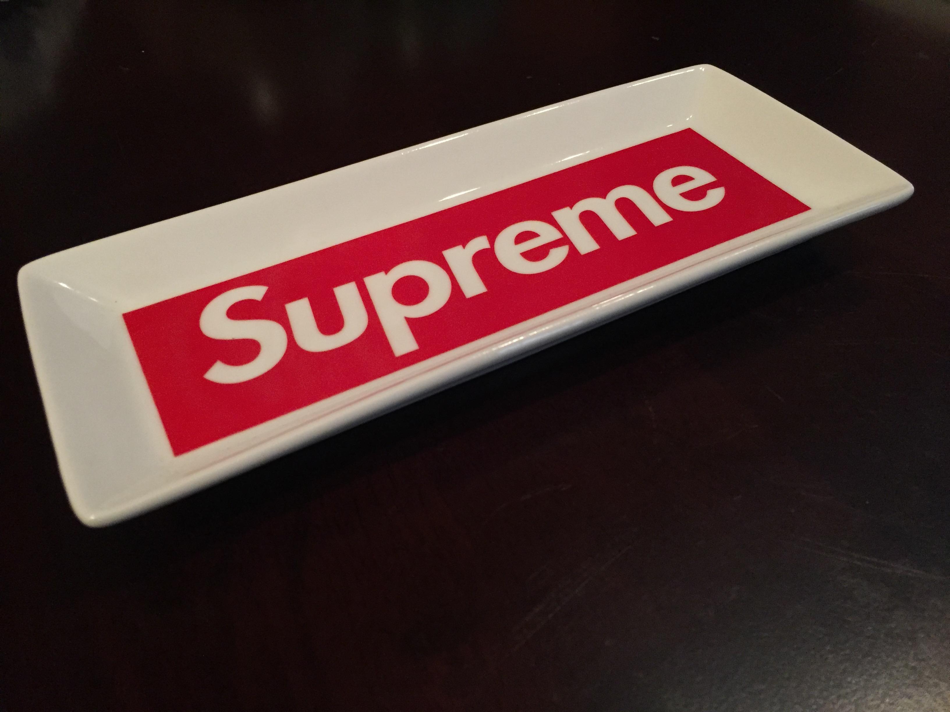Supreme Supreme Box Logo Rolling Tray | Grailed