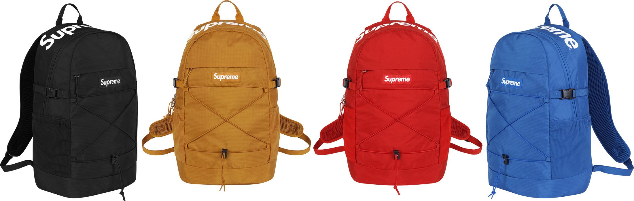 dffa7cfc56 Supreme Supreme Ss 16' Backpack | Grailed