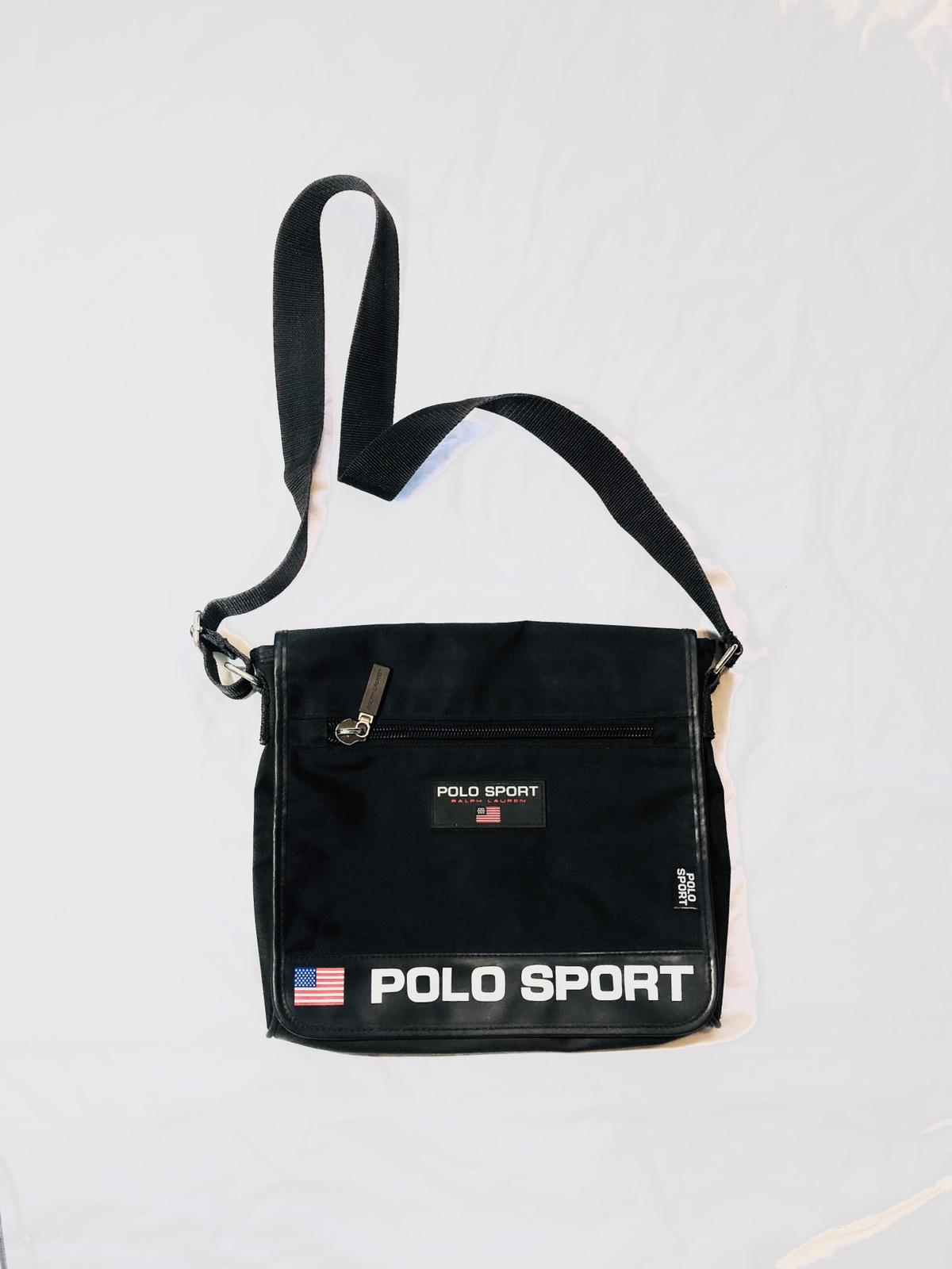 b8bcc873a9 Ralph Lauren Polo Sport Side Bag| Perú Gustoso