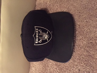 Starter Vtg LA Raiders Snapback Size one size - Hats for Sale - Grailed 93595aeed