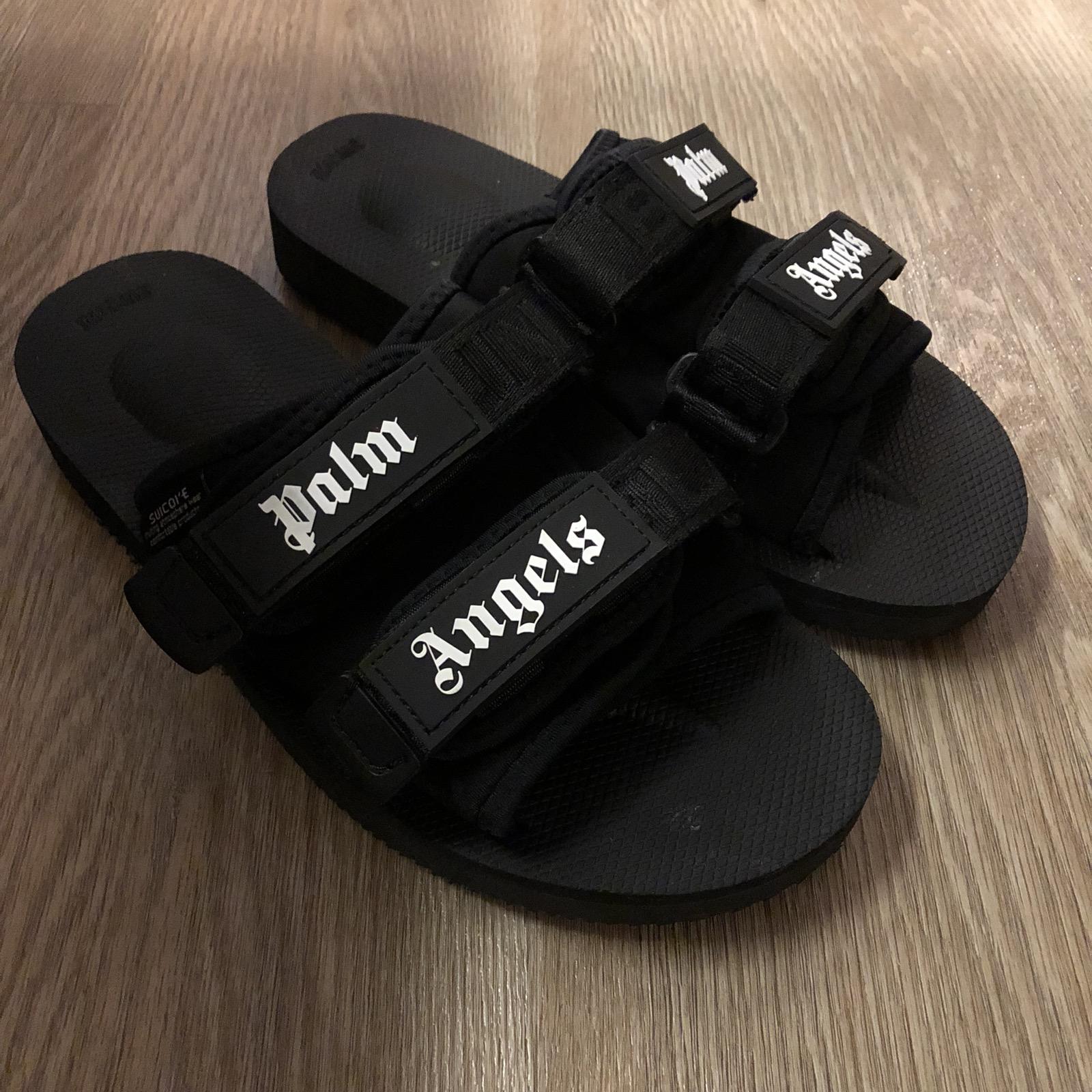 9cc9190390ef Suicoke Palm Angels x Suicoke Moto Sandals US 8 Size 8 - Sandals for Sale -  Grailed