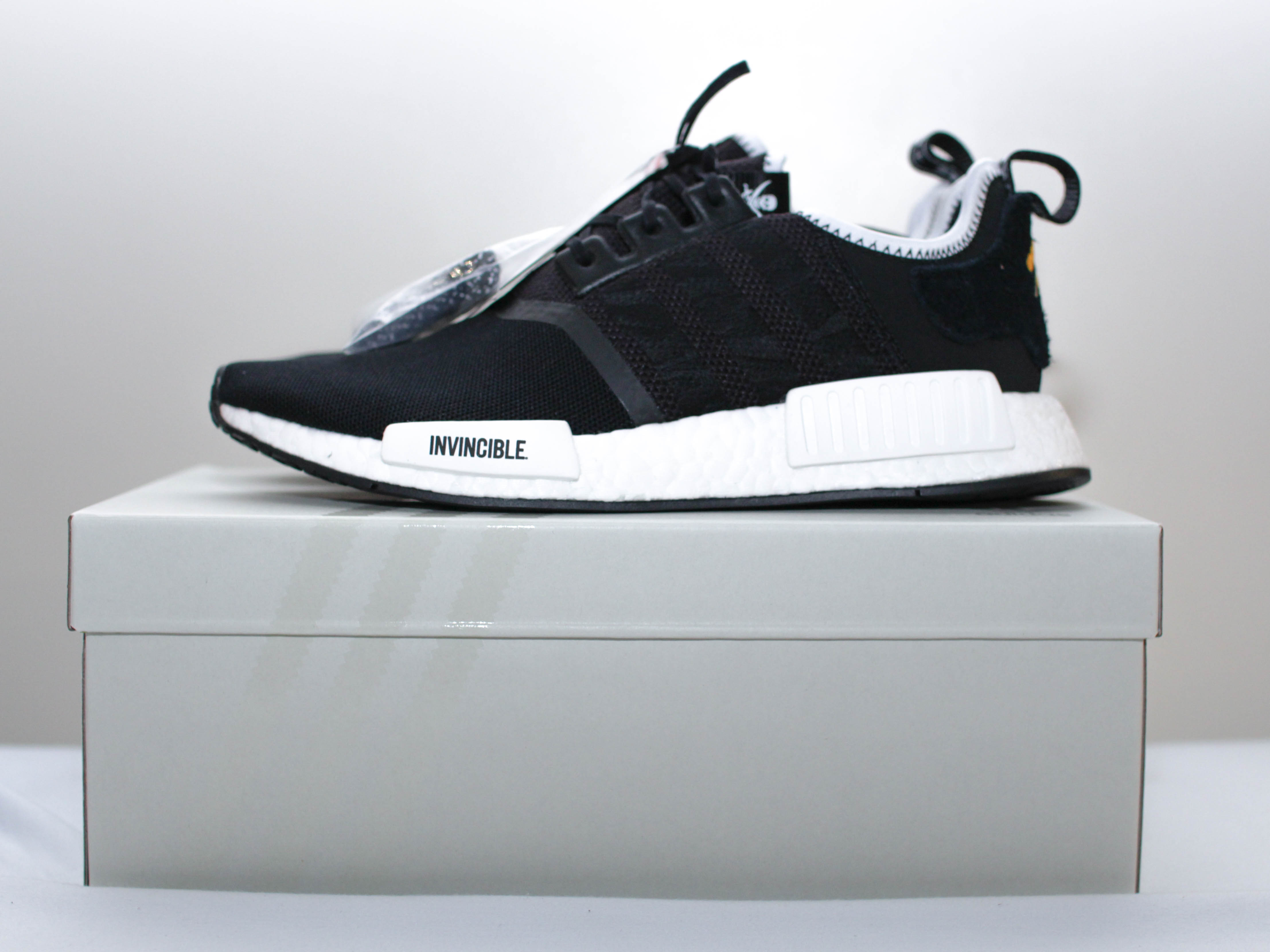 competitive price 78d83 b853d Invincible x Neighborhood x Adidas NMD R1