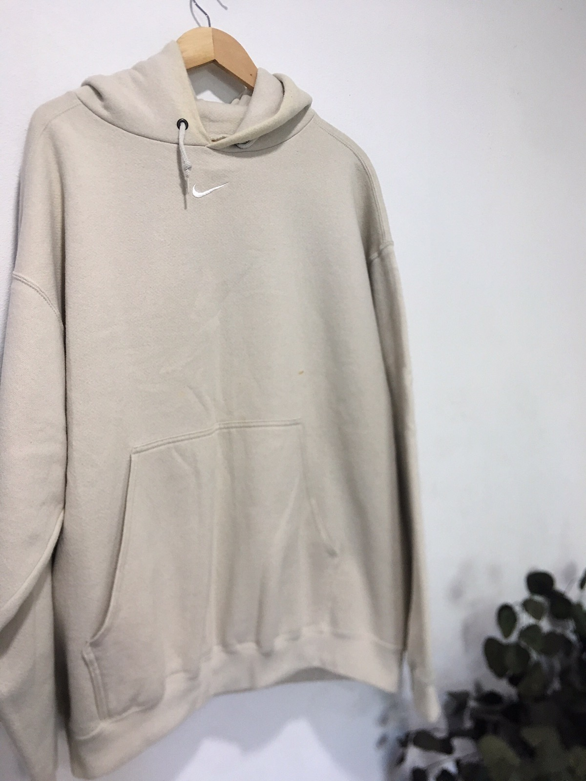nike center swoosh hoodie
