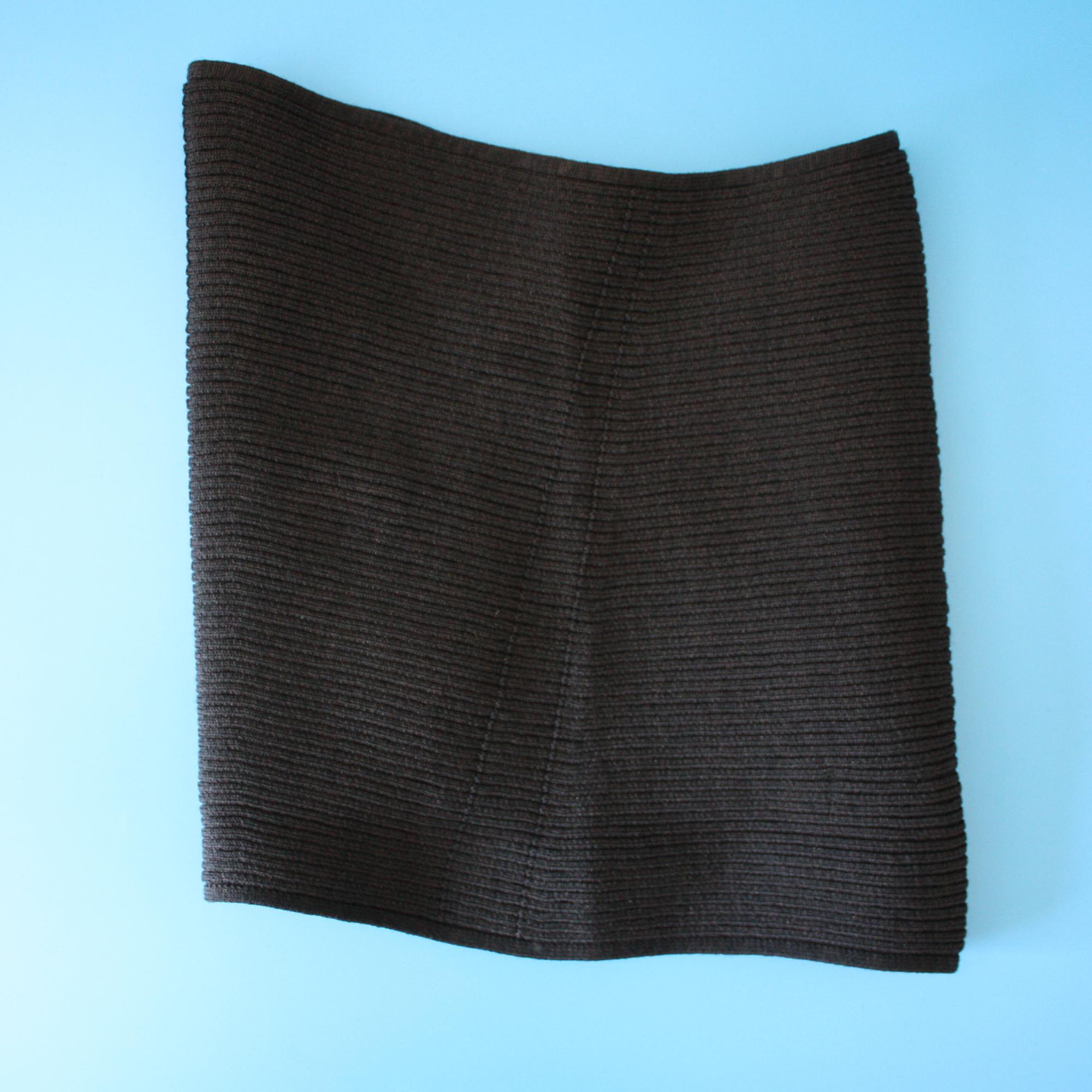 63183f4fd9bad Julius Julius Black Knit Tube Beanie