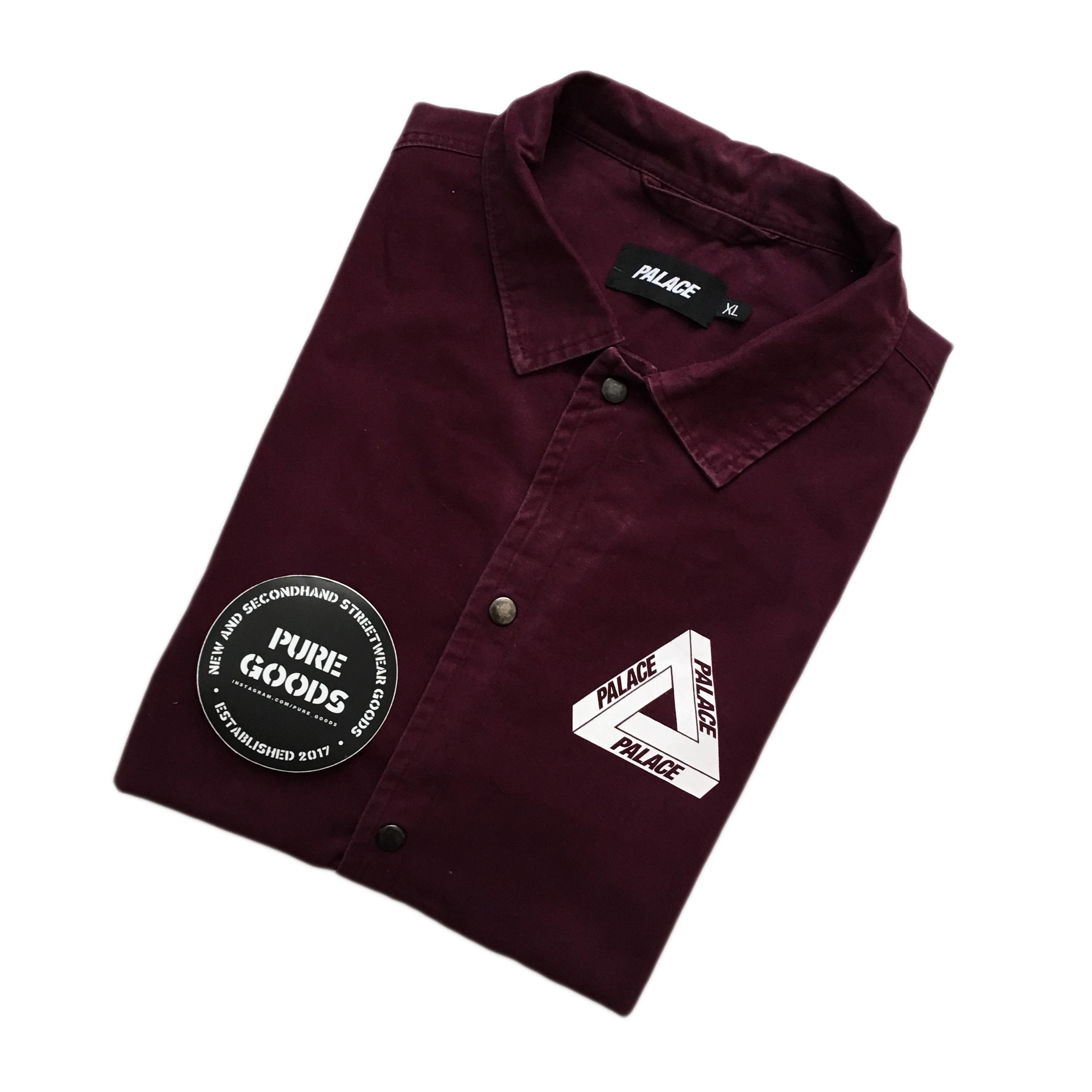 2bb99dd95c8c Palace OG Tri-Ferg coach jacket Size xl - Light Jackets for Sale - Grailed