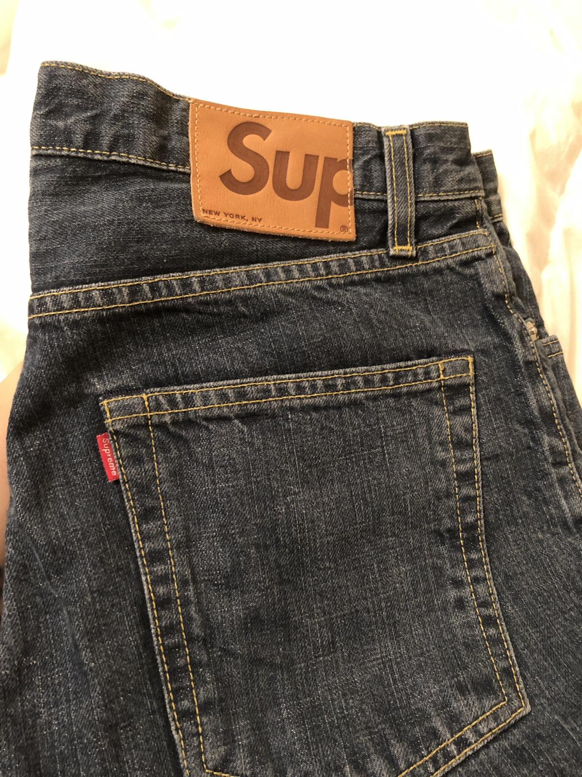 Supreme Supreme Jeans Vintage Selvedge Og | Grailed