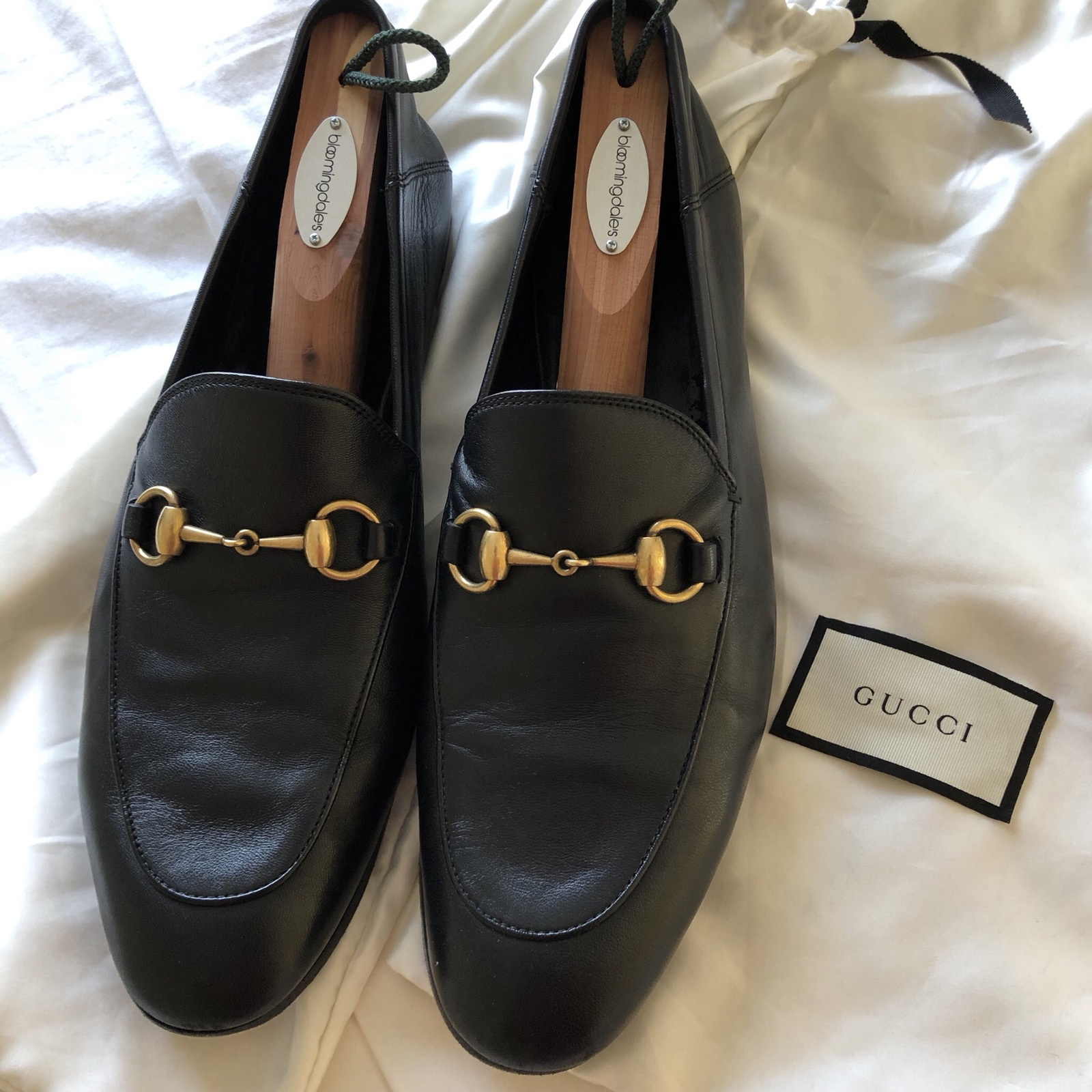 b4a9902d8d1 Gucci Men s Gucci Brixton Loafer (US 10 Fit) Size 9 - Casual Leather Shoes  for Sale - Grailed
