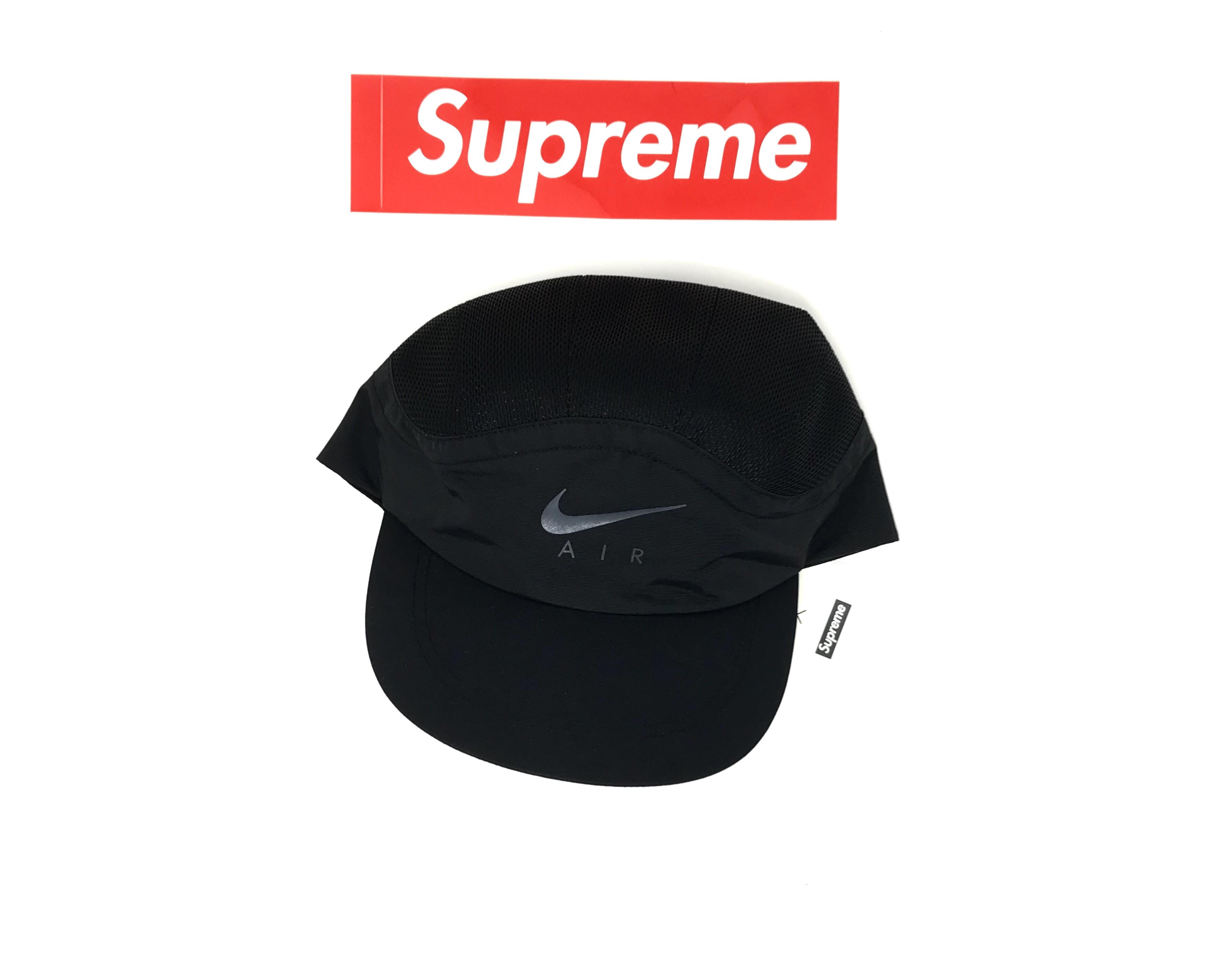 53d7b8d50e1 Supreme Supreme x Nike Trail Running Hat Size one size - Hats for Sale -  Grailed