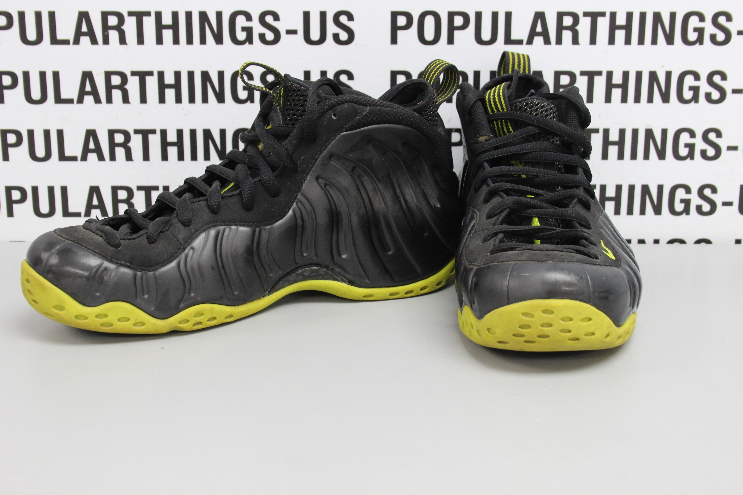 Nike Air Foamposite One Suede Wolf Gray Culture Kings US