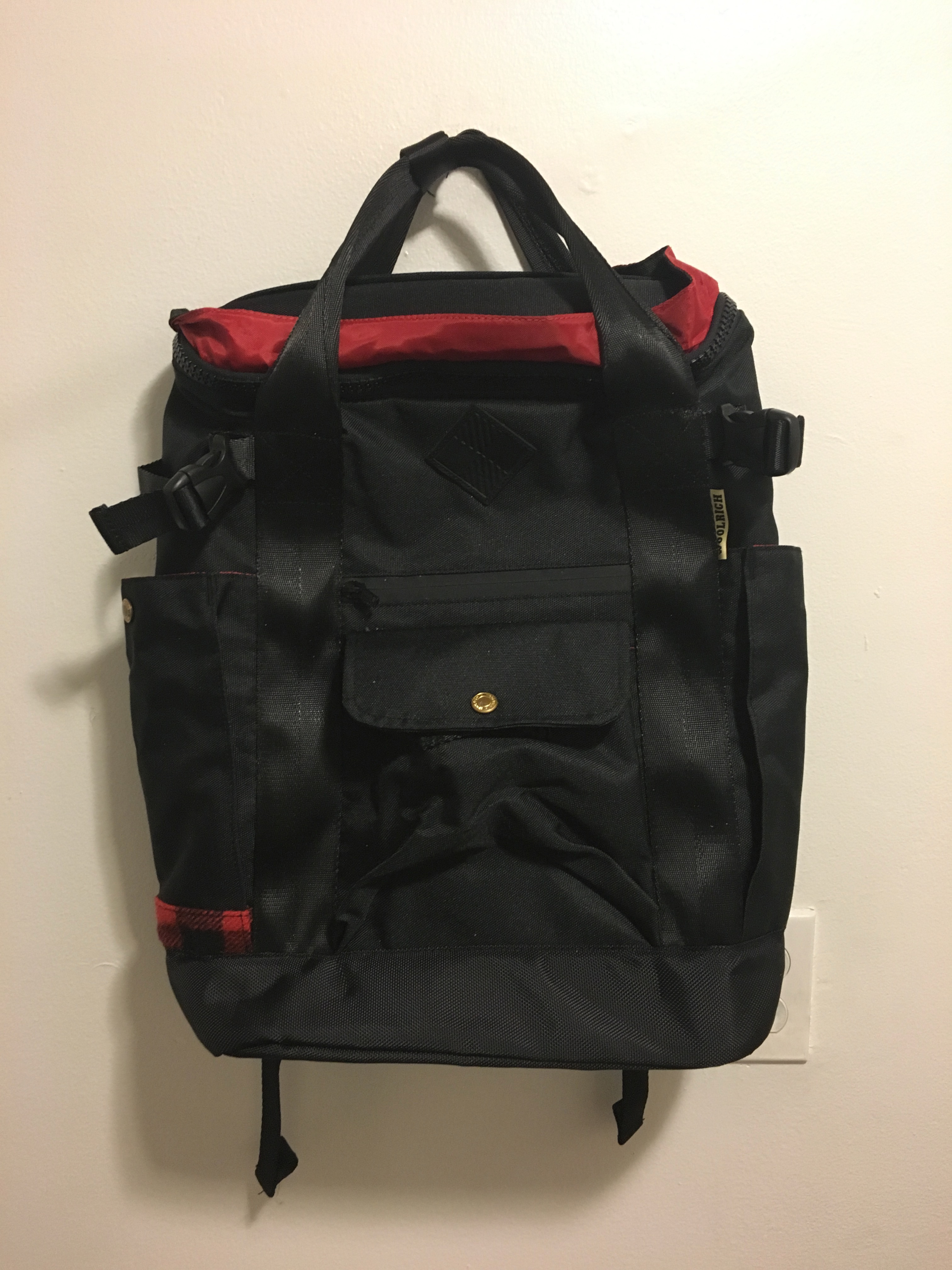 c93a1be170d Woolrich Woolen Mills Woolrich X The Hill-side Backpack | Grailed