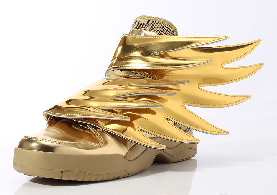 jeremy scott gold wing 3.0 123