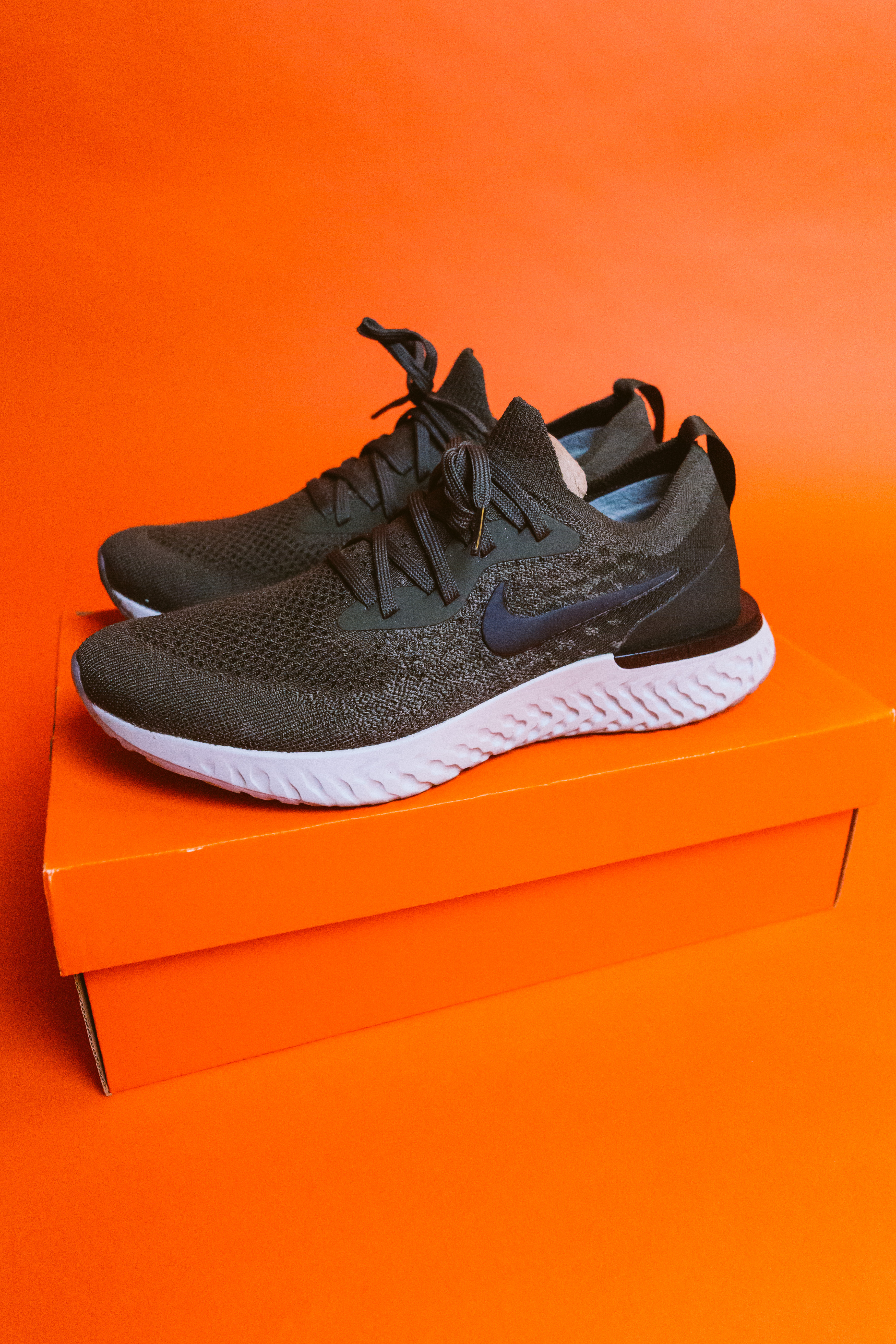 16e27184f78c Nike Nike Epic React Flyknit Army Green Cargo Khaki AQ0067-300 Size 8.5 -  Low-Top Sneakers for Sale - Grailed