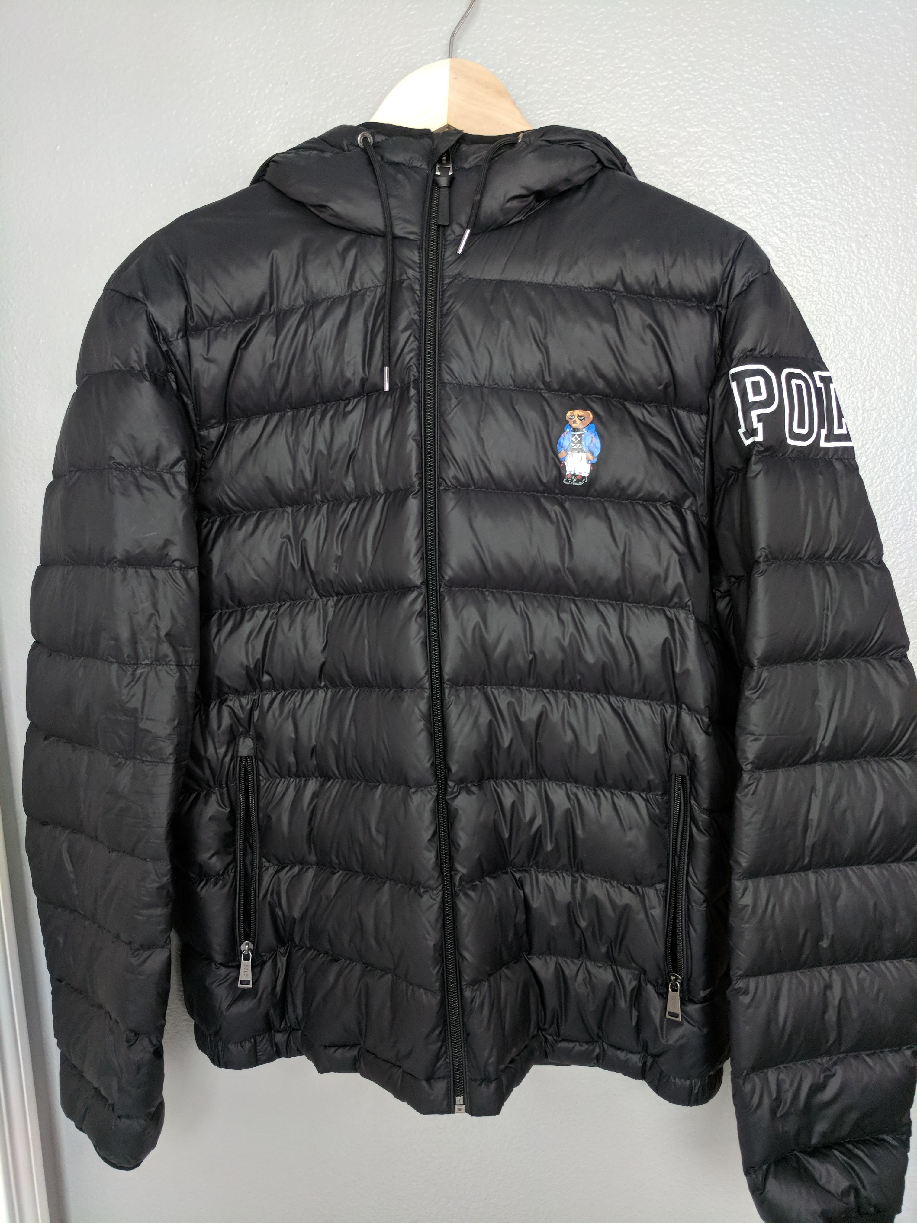 31e9019f3 Polo Ralph Lauren Polo Ski Bear Puffer Jacket