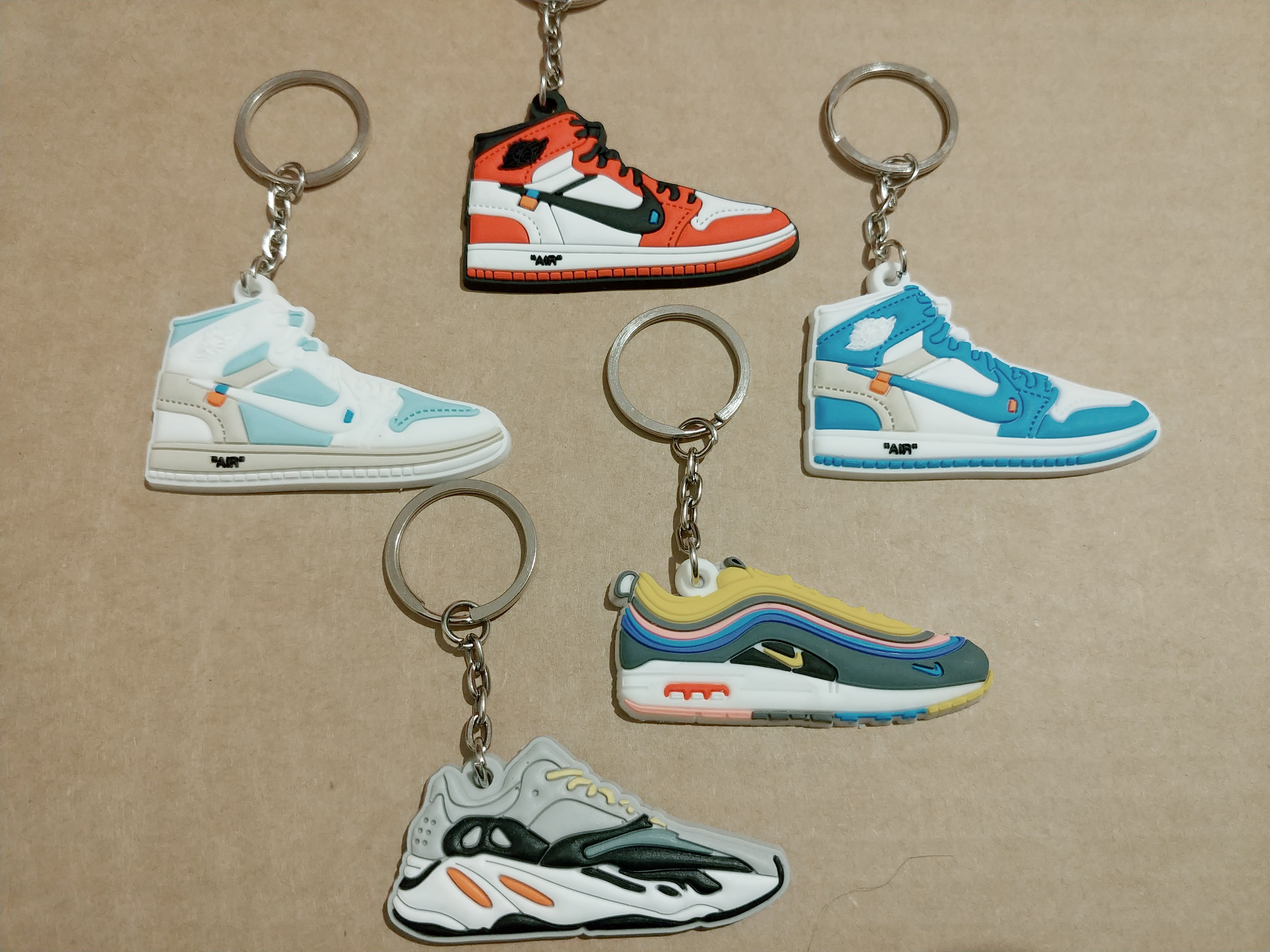 335c4a64bb0ac Off-White ×. OFF-WHITE NIKE AIR JORDAN 1 + YEEZY 700 WAVE RUNNER + Sean  Wotherspoon ...